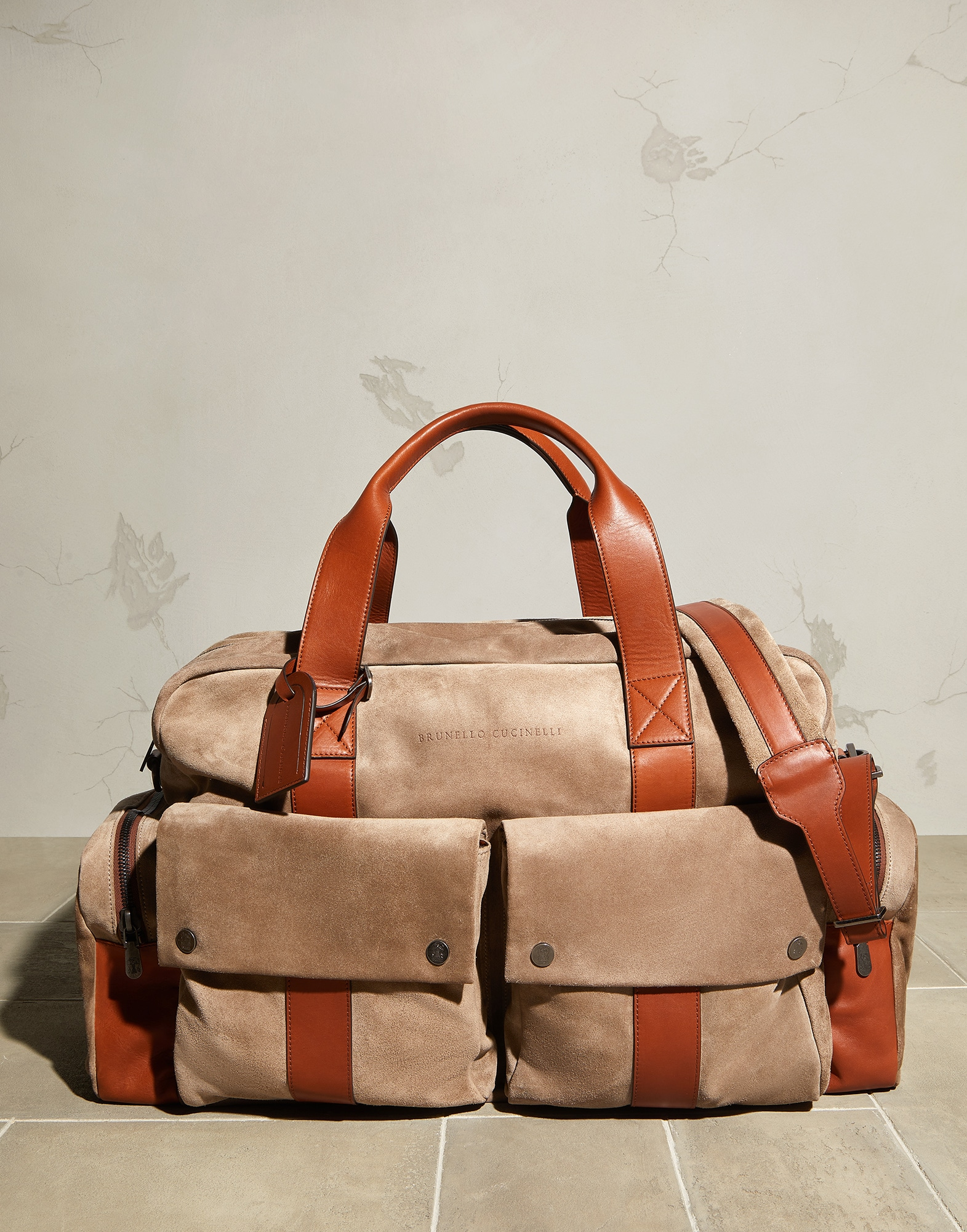 Leisure Bag - Front view
