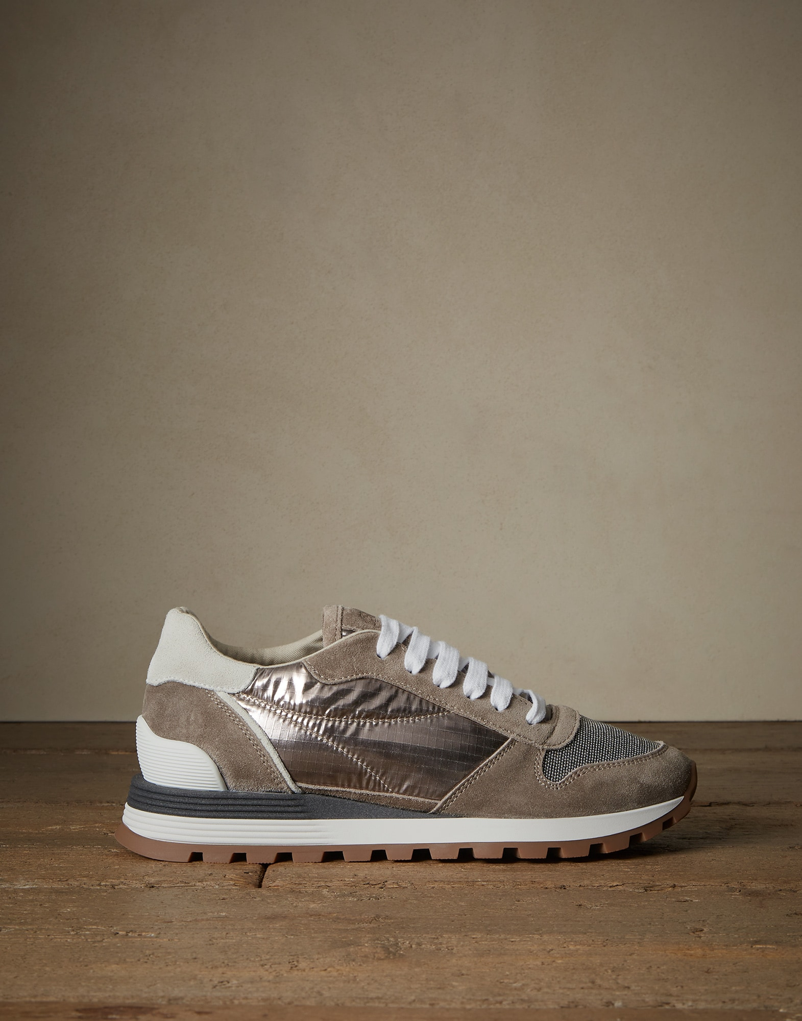 Sneakers Mud Woman 3 - Brunello Cucinelli