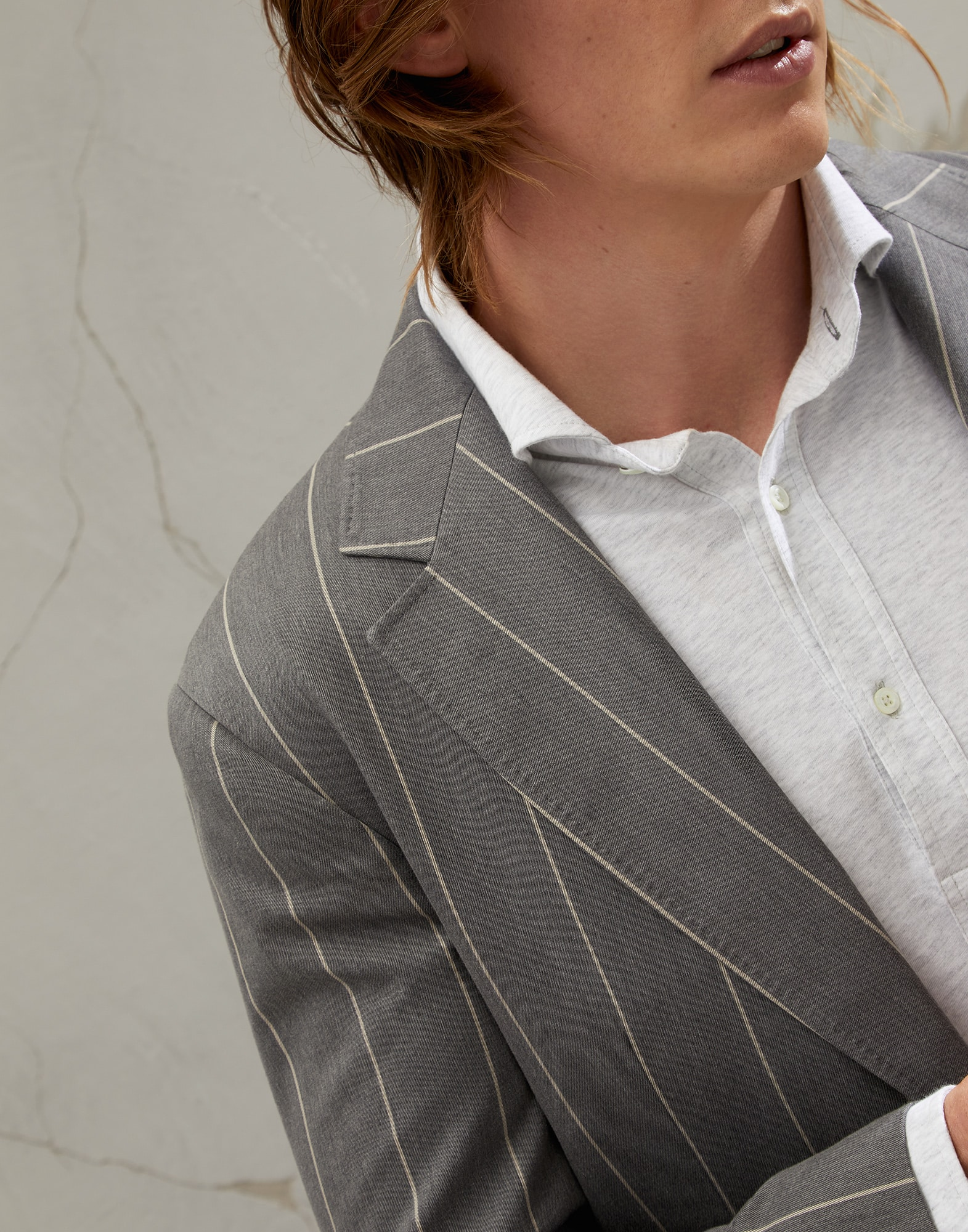 Single Breasted Blazer - Detail