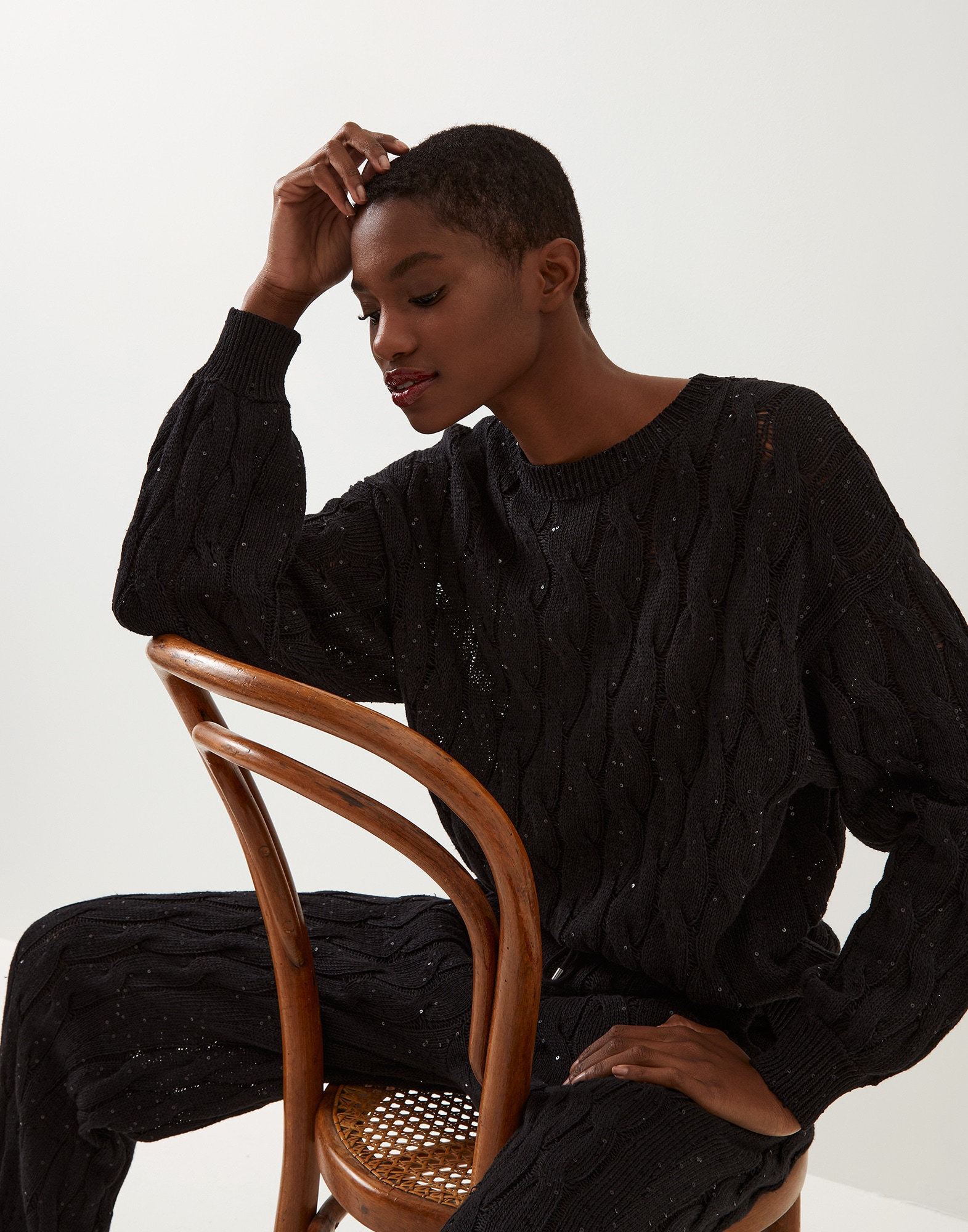 Crewneck Sweater - Editorial