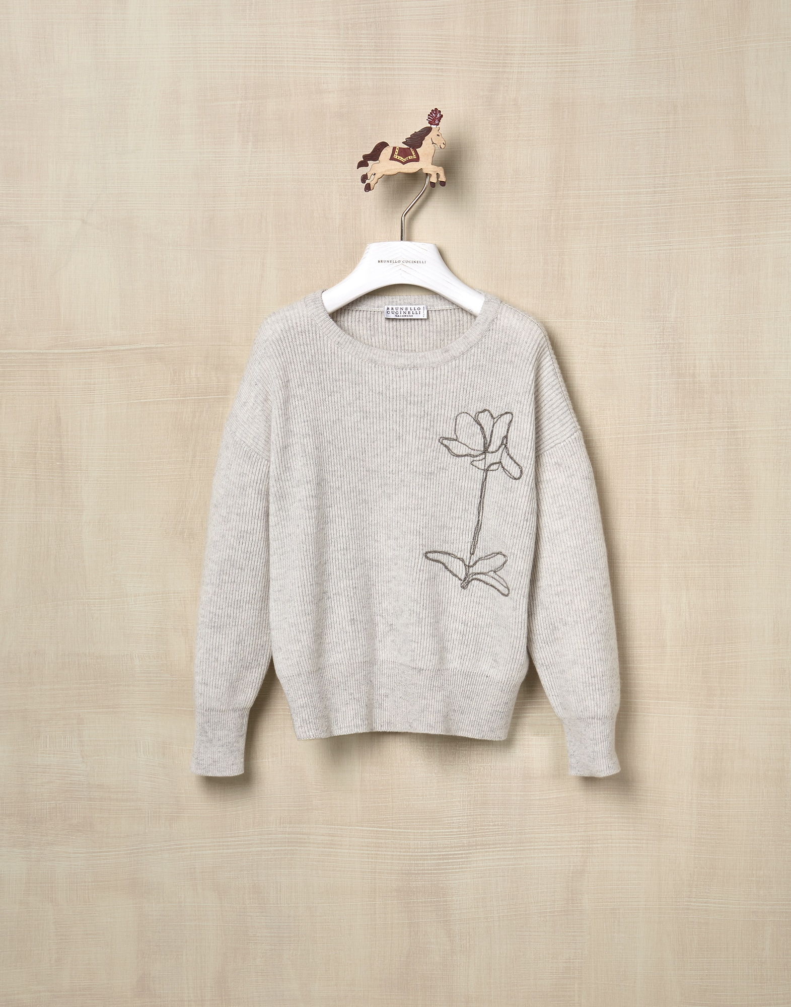 Crewneck Sweater - Front