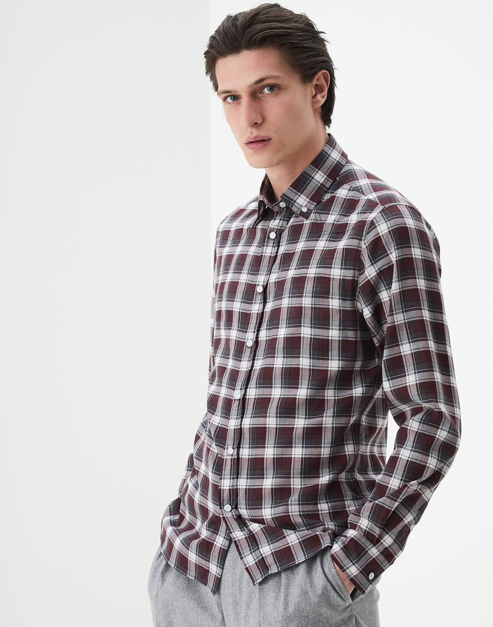 Рубашка Button Down - Front