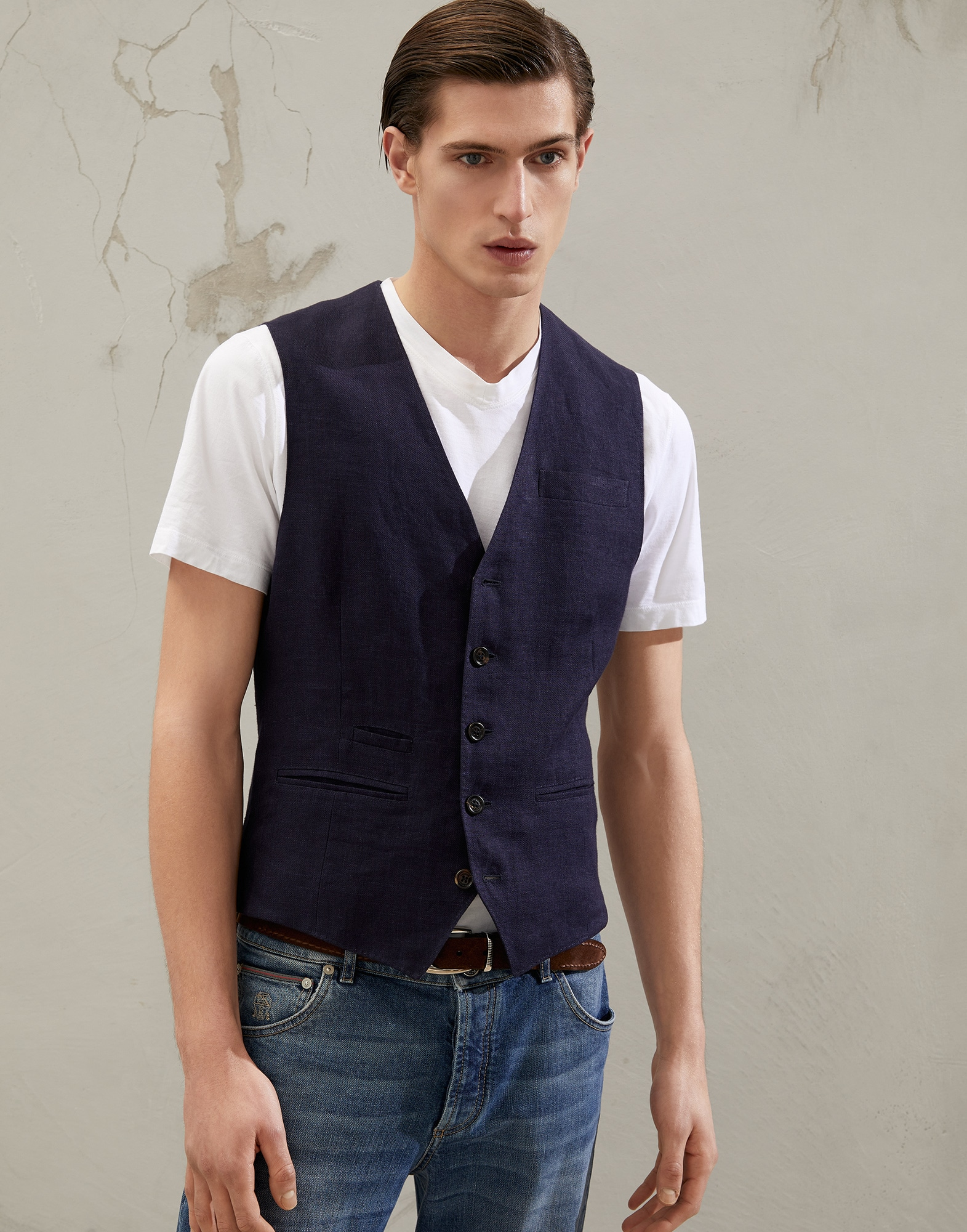Waistcoat - Front view