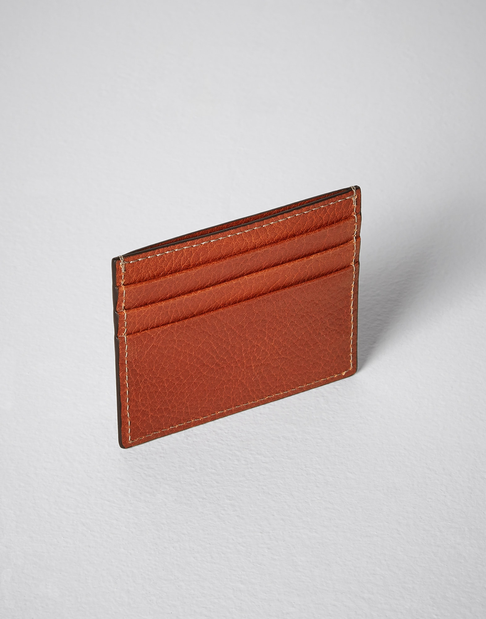 Card Holder Rum Man 2 - Brunello Cucinelli