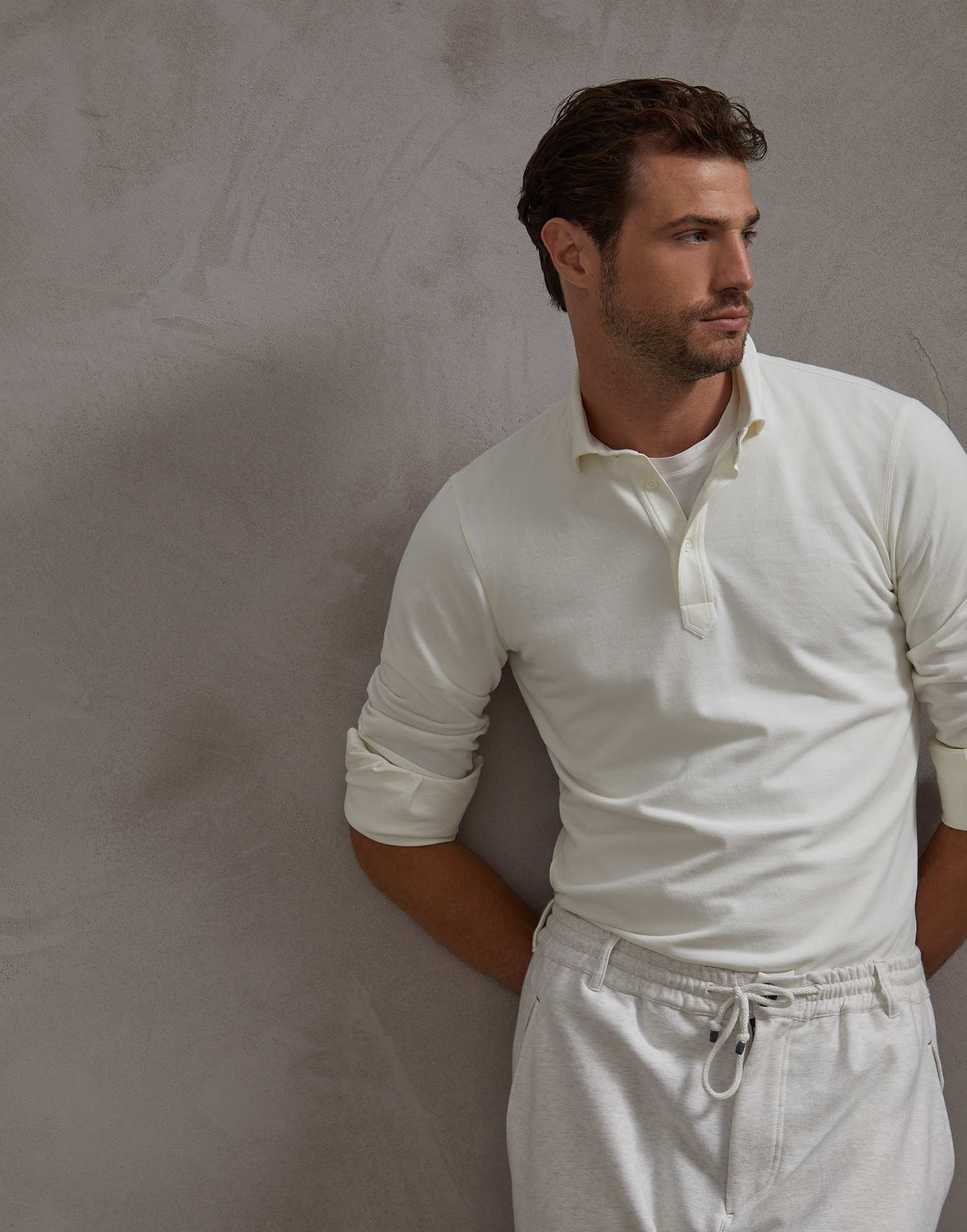 Polo Shirt - Editorial view
