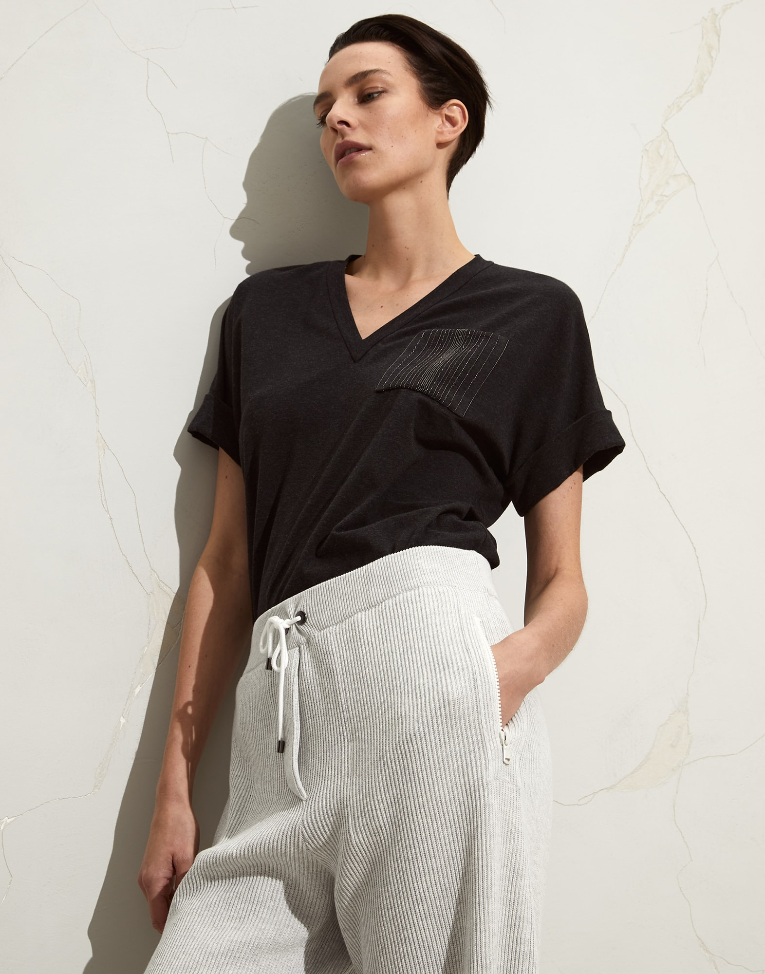 Short Sleeve T-Shirt - Editorial