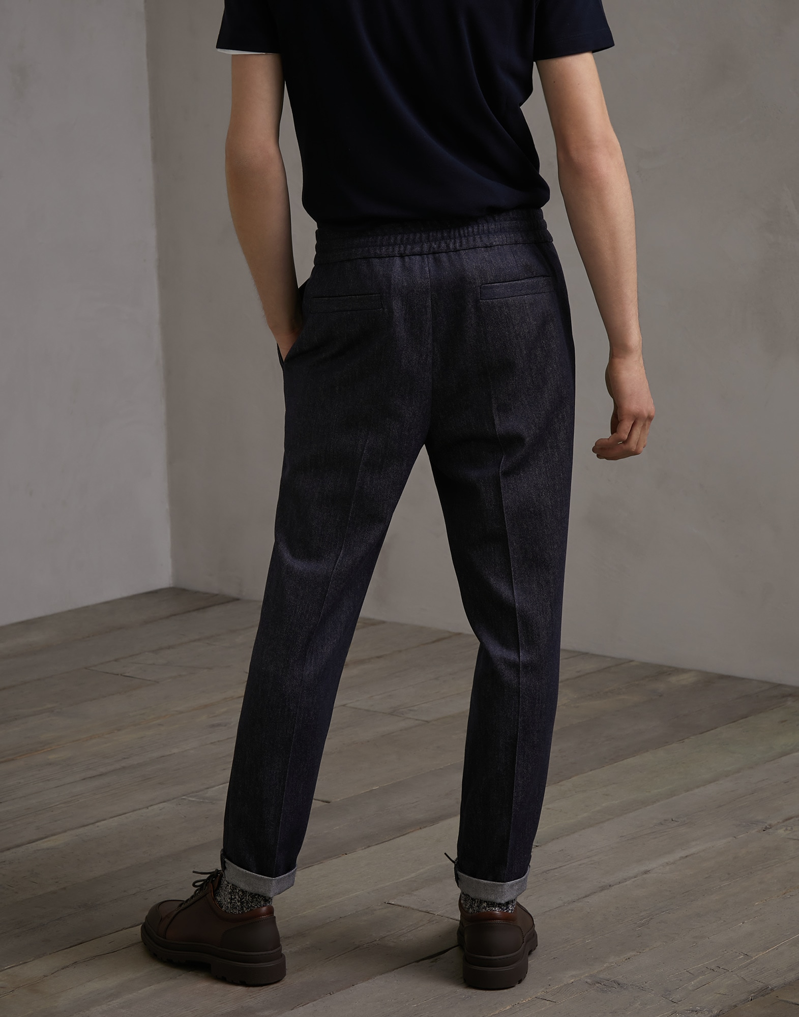 Trousers - Back