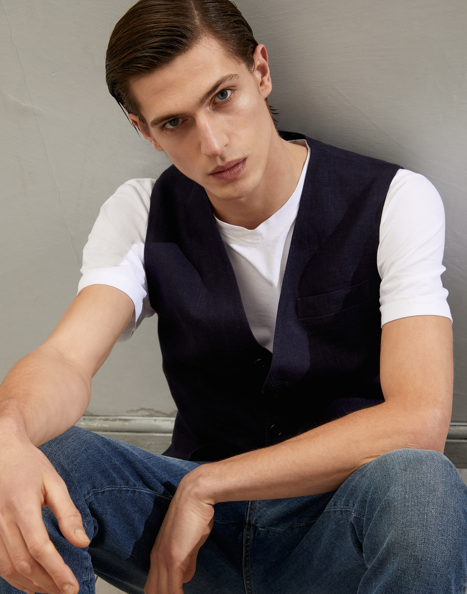 Waistcoat - Editorial view