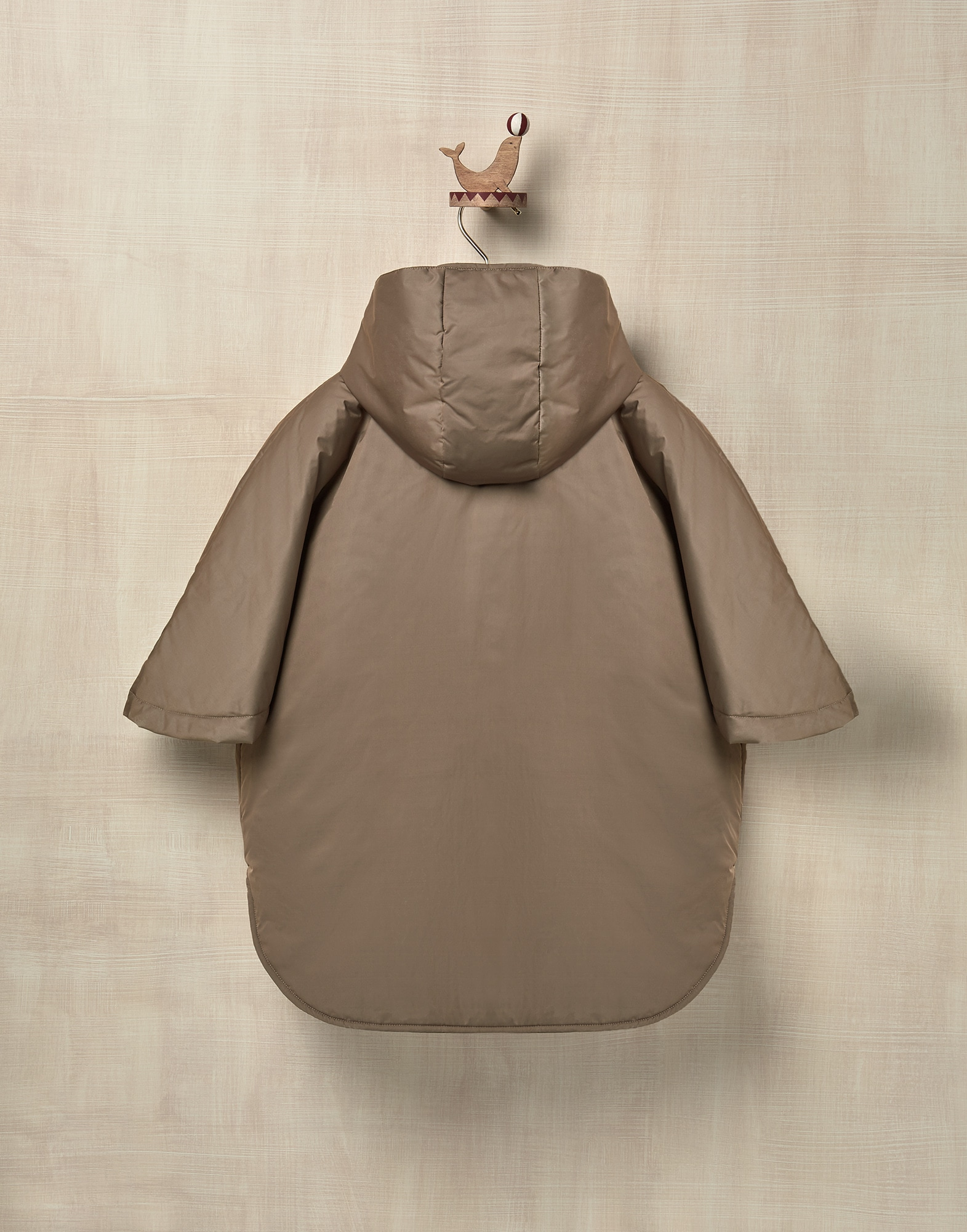 Outerwear Jacket Mud Girl 1 - Brunello Cucinelli