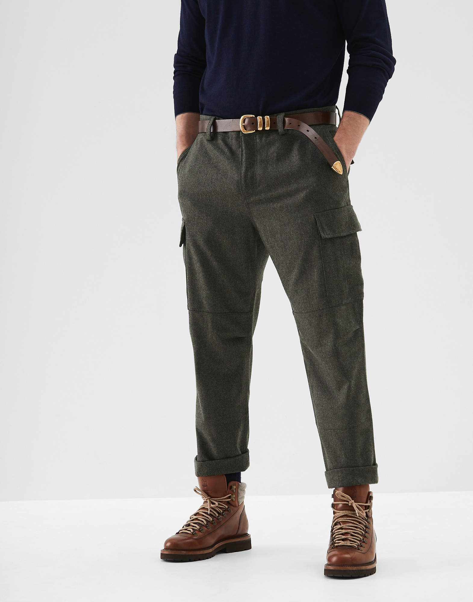 Trousers - Front