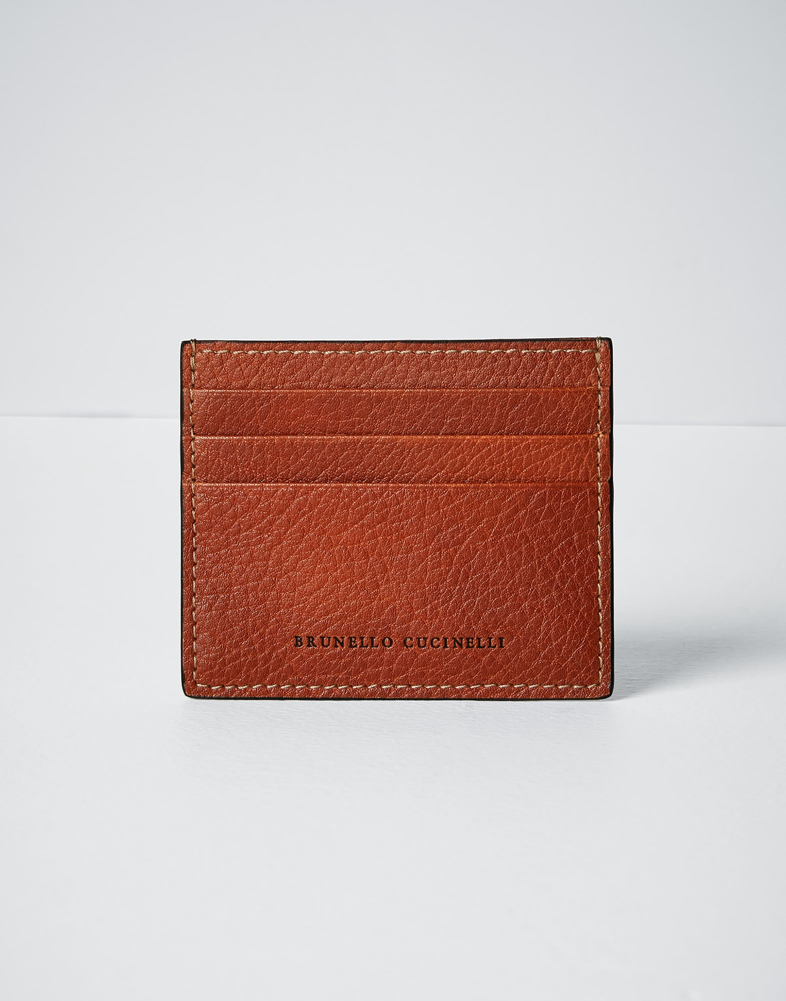 Card Holder Rum Man 1 - Brunello Cucinelli