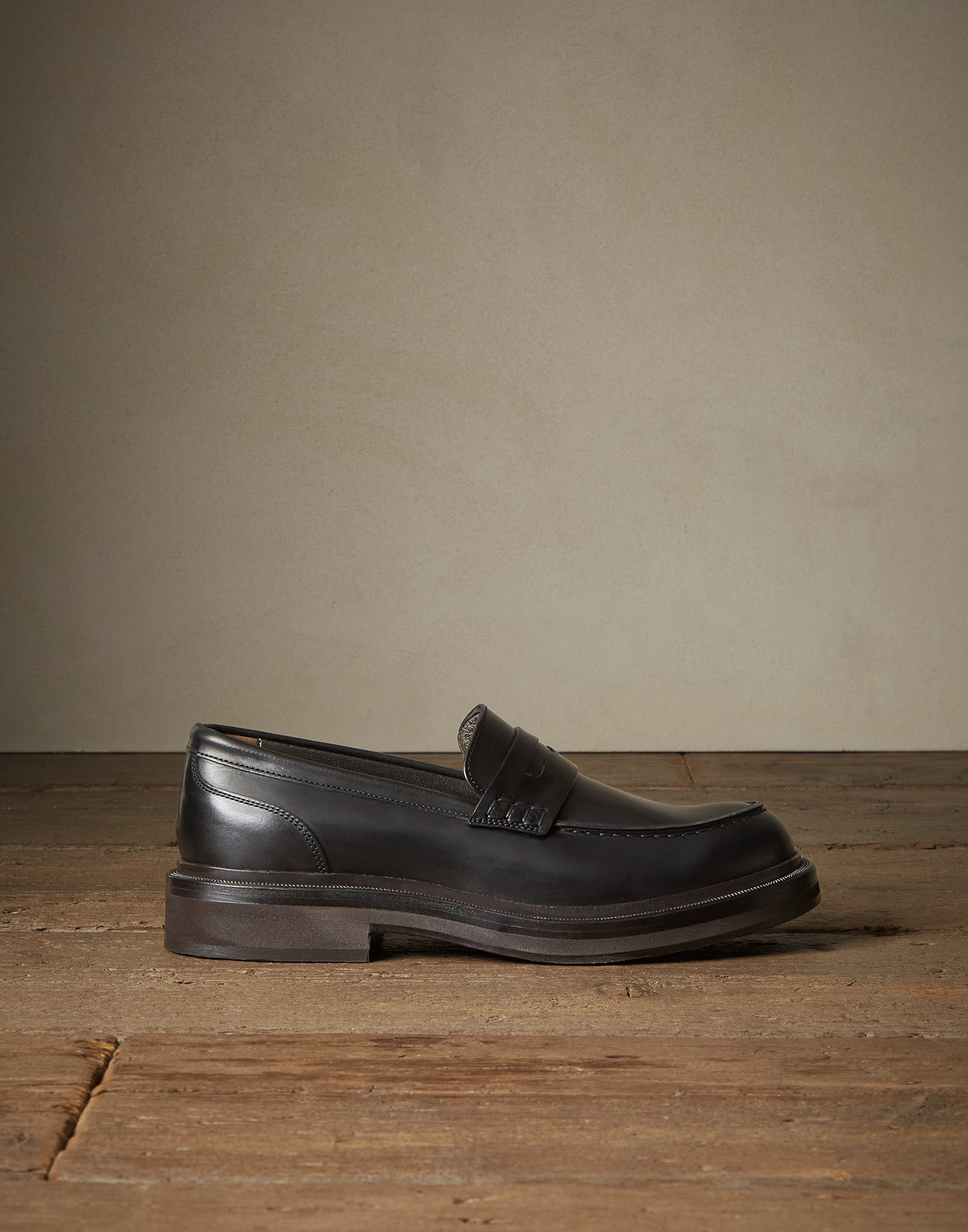 Moccasins Black Woman 3 - Brunello Cucinelli