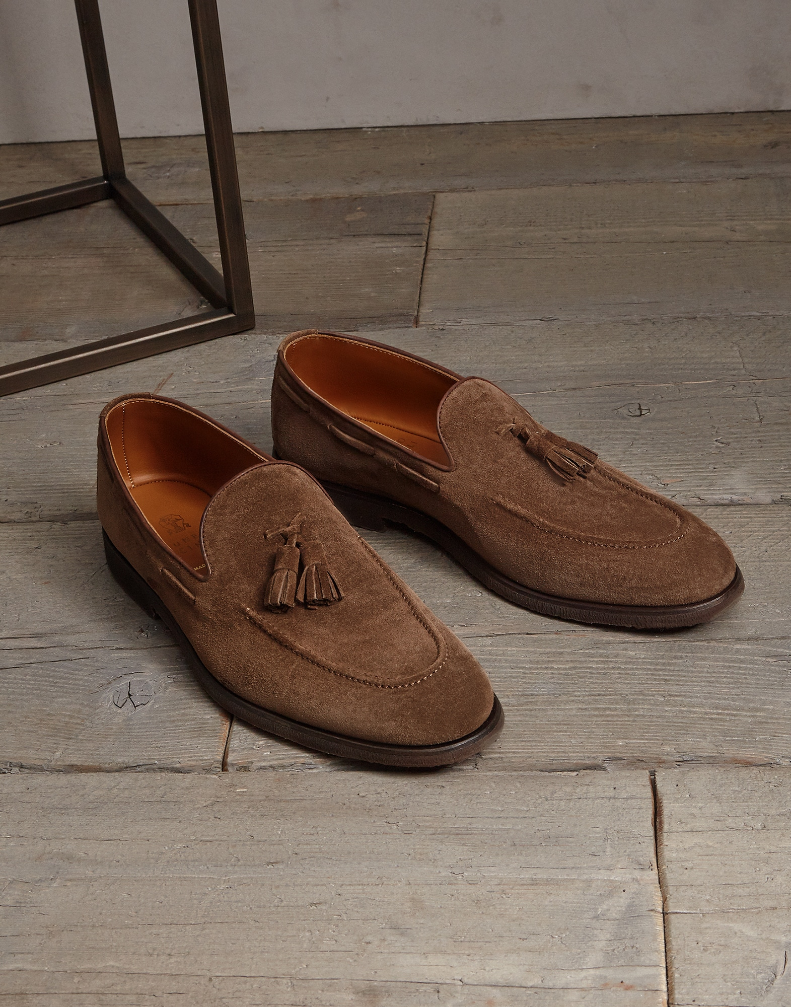Moccasins - Front