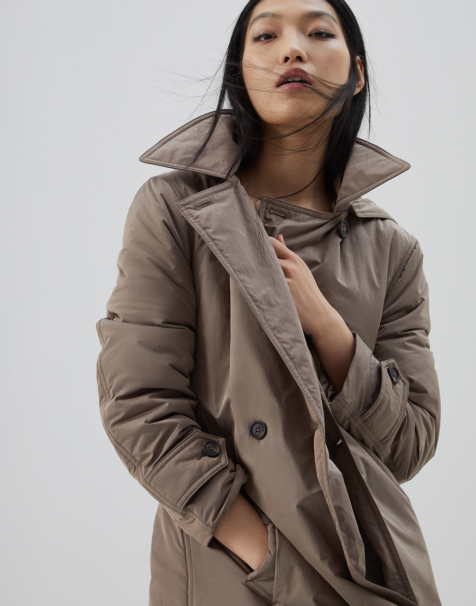 Outerwear Jacket - Editorial