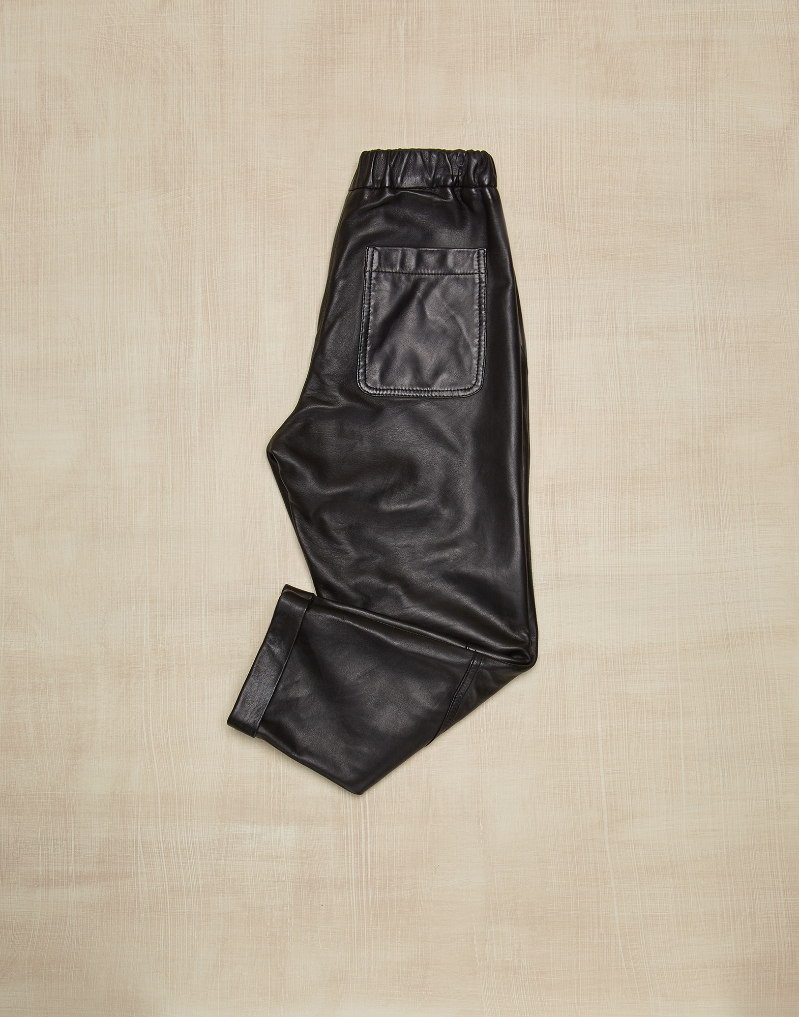 Trousers Black Girl 2 - Brunello Cucinelli