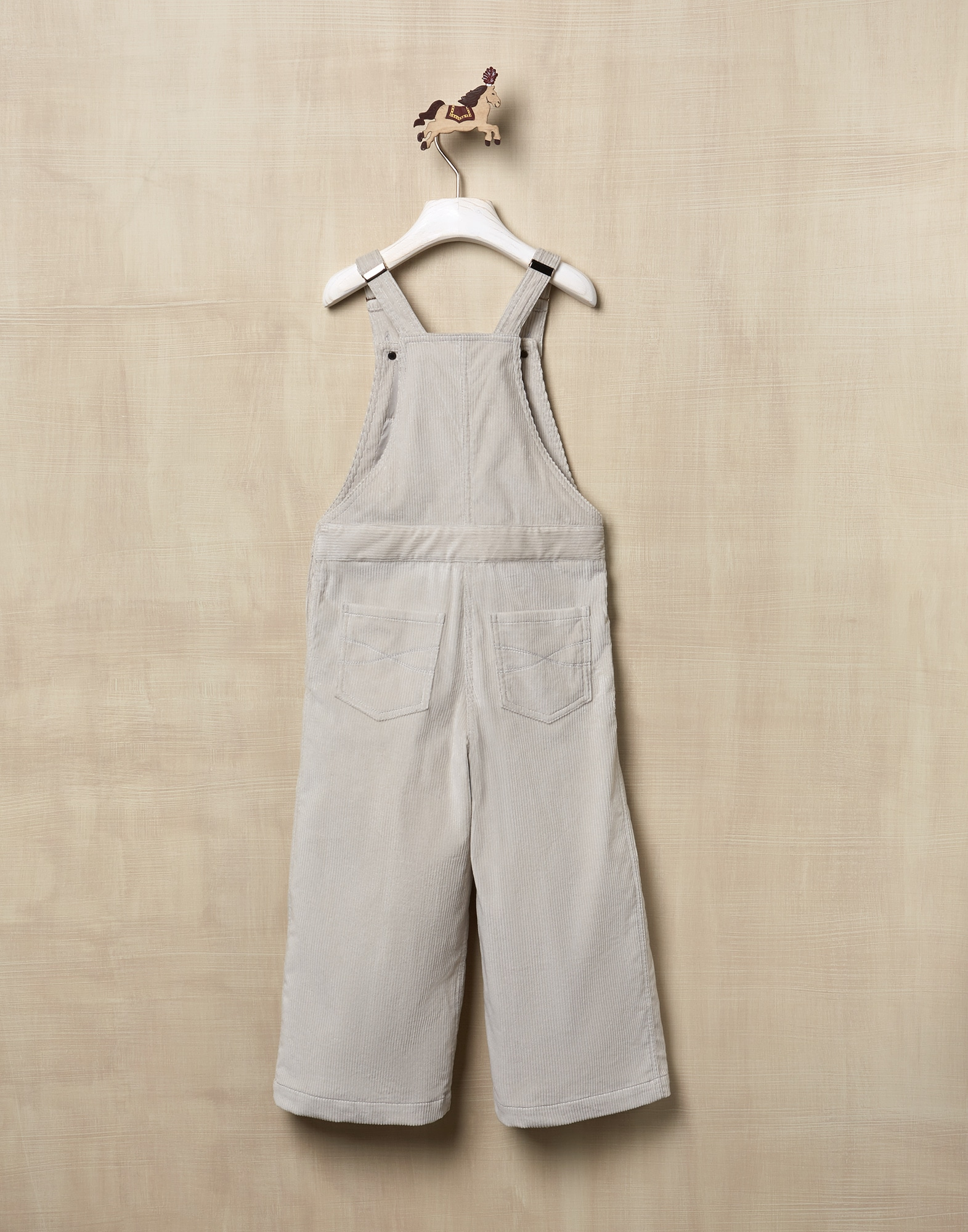 Jumpsuit Chalk Girl 1 - Brunello Cucinelli