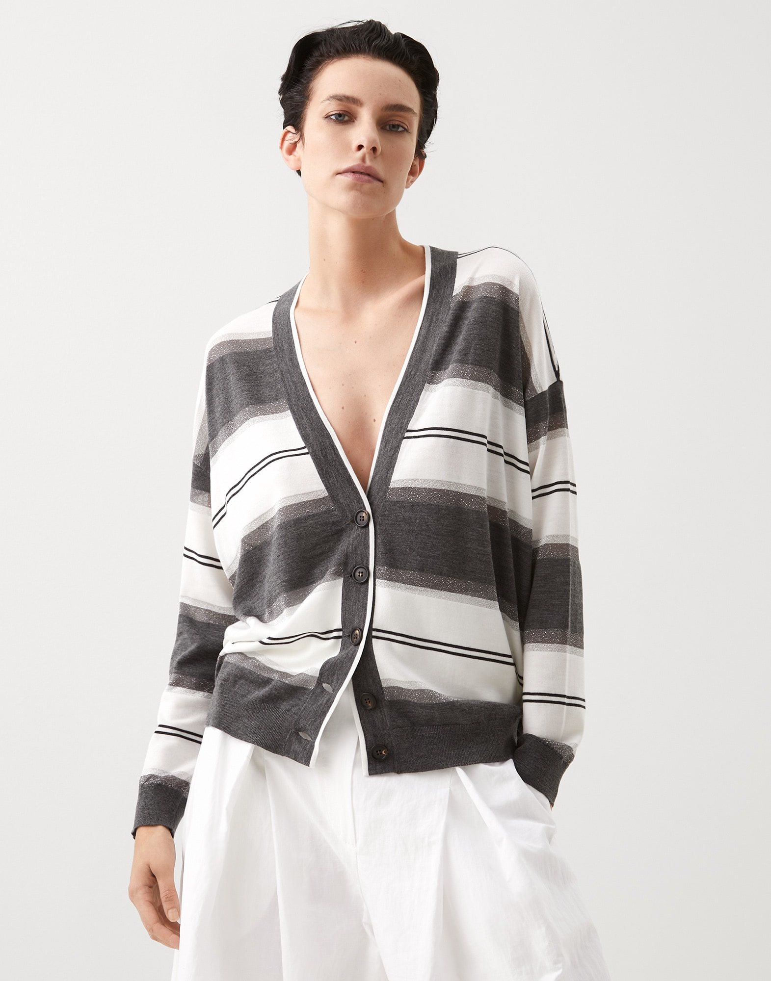 Cardigan - Front view