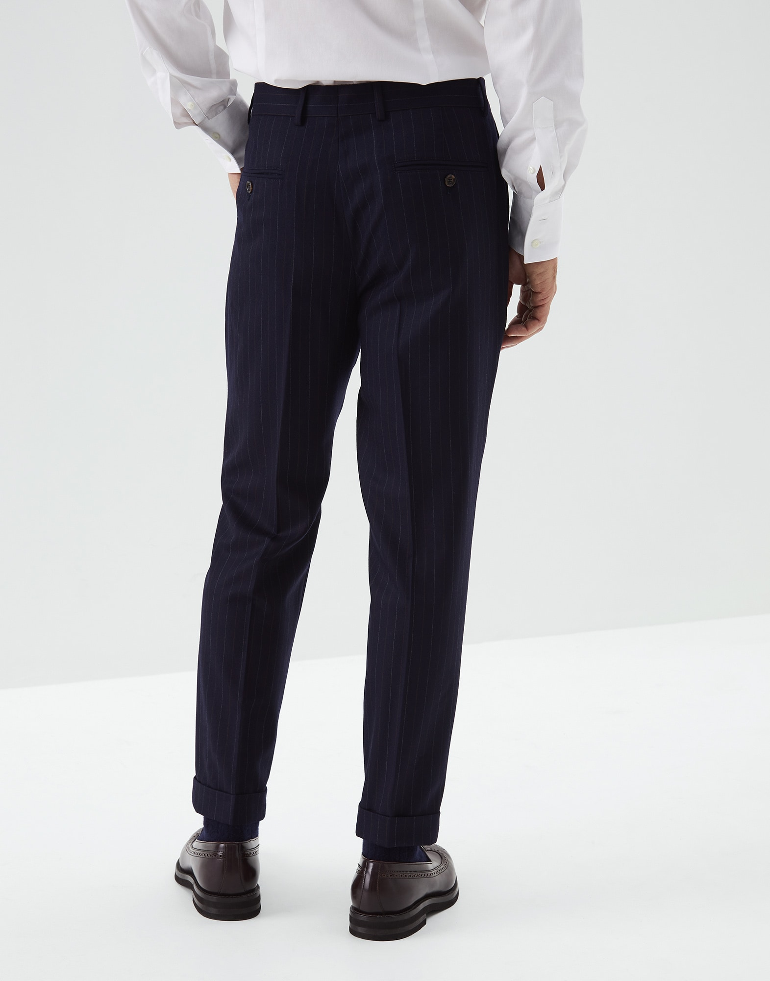 Trousers - Back view