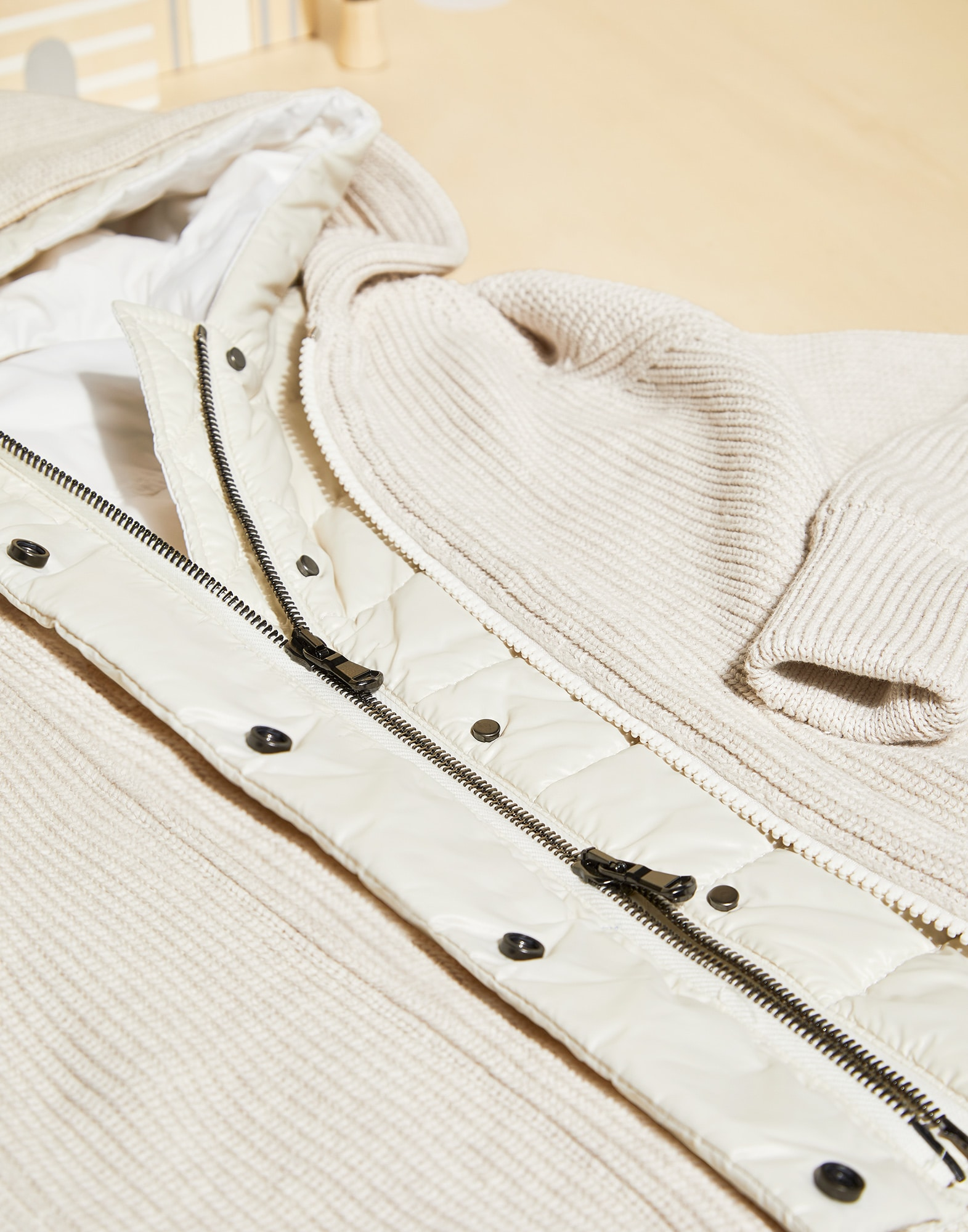 Outerwear Jacket - Detail view