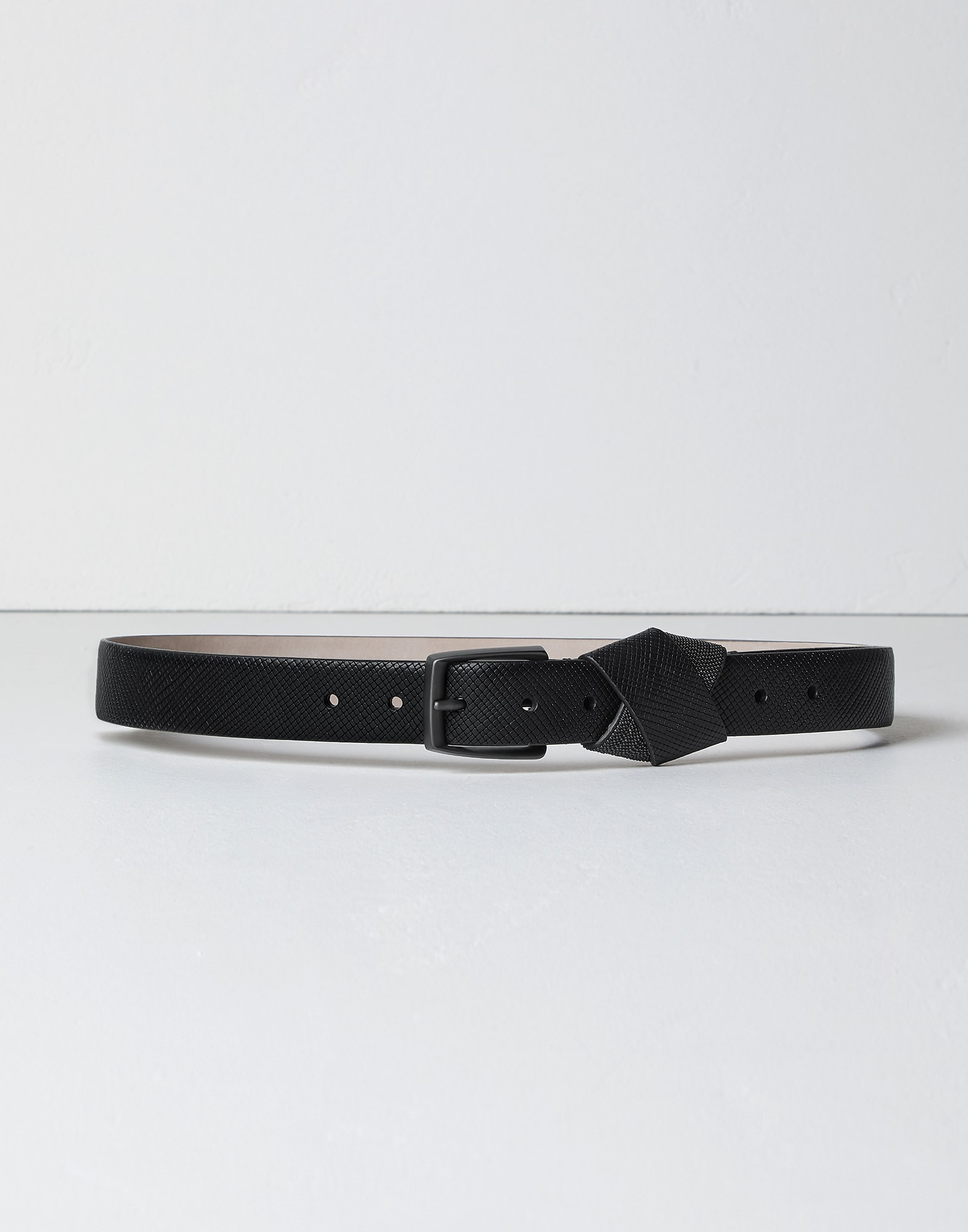 Belt Black Woman 1 - Brunello Cucinelli