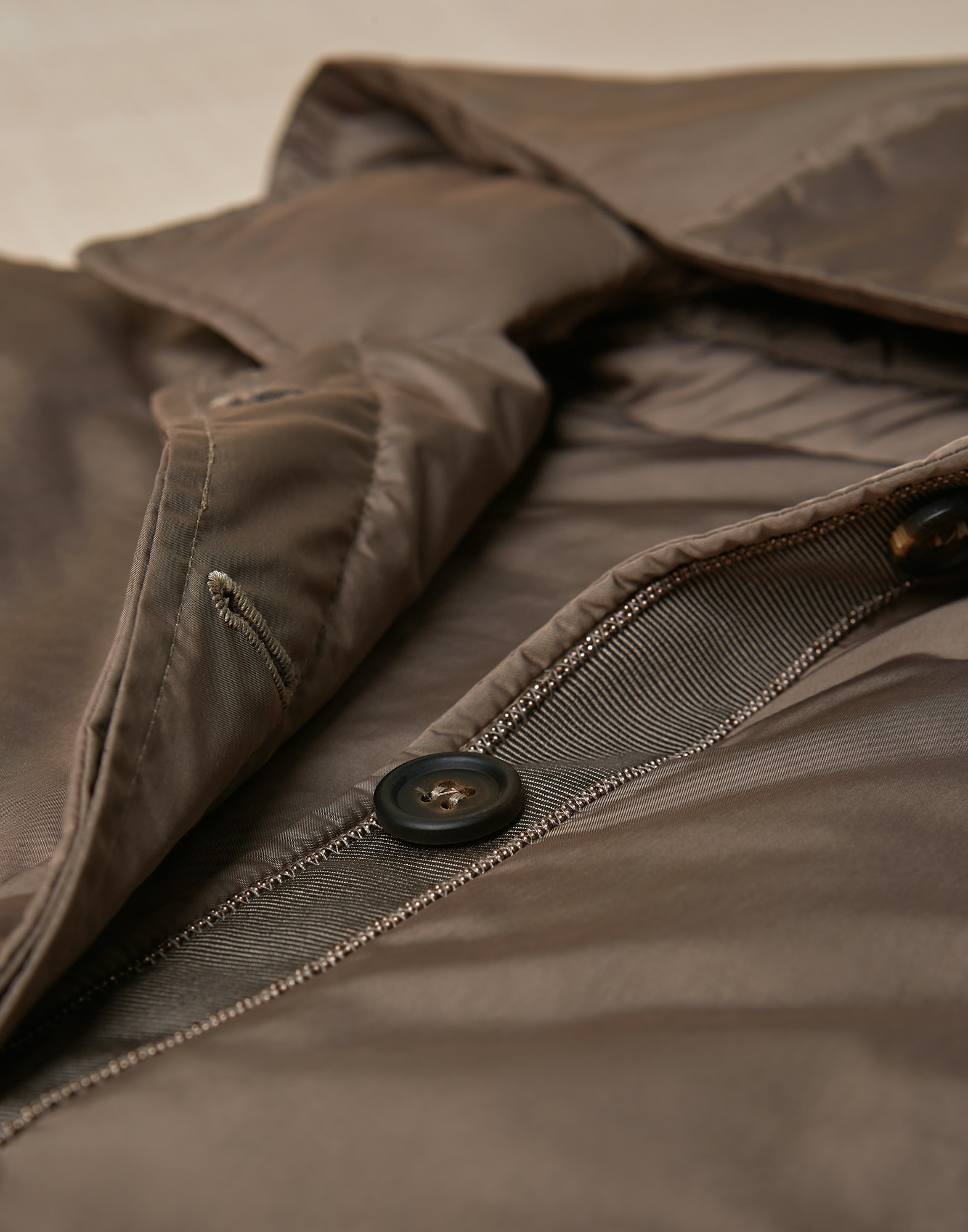 Outerwear Jacket Mud Girl 2 - Brunello Cucinelli