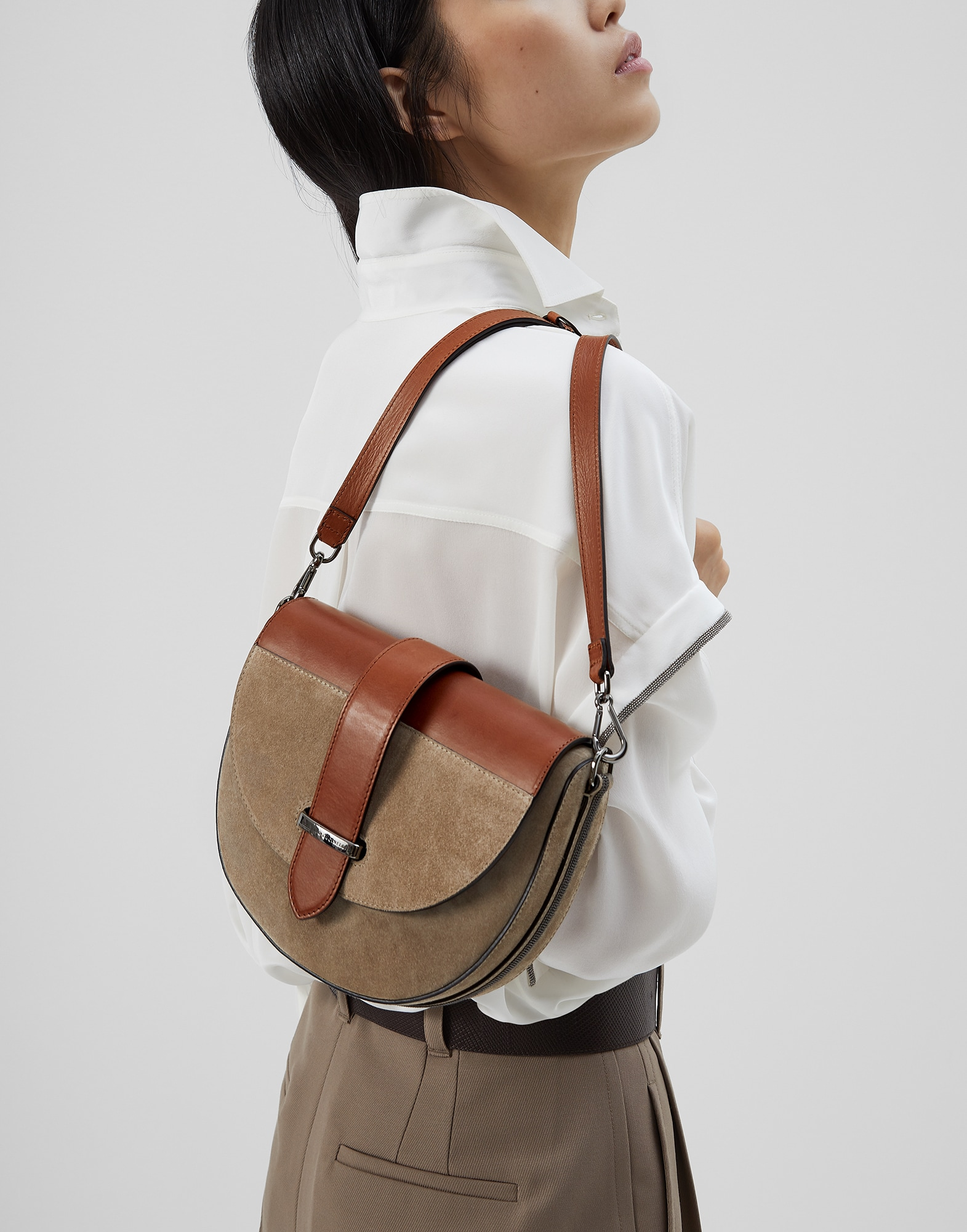 Shoulder Bag - Editorial