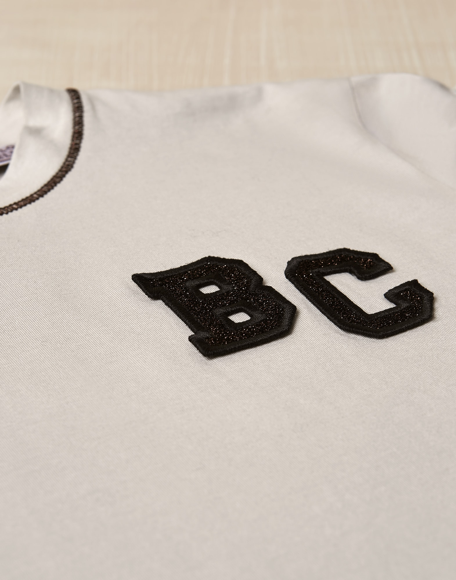 T-Shirt Rice Girl 2 - Brunello Cucinelli