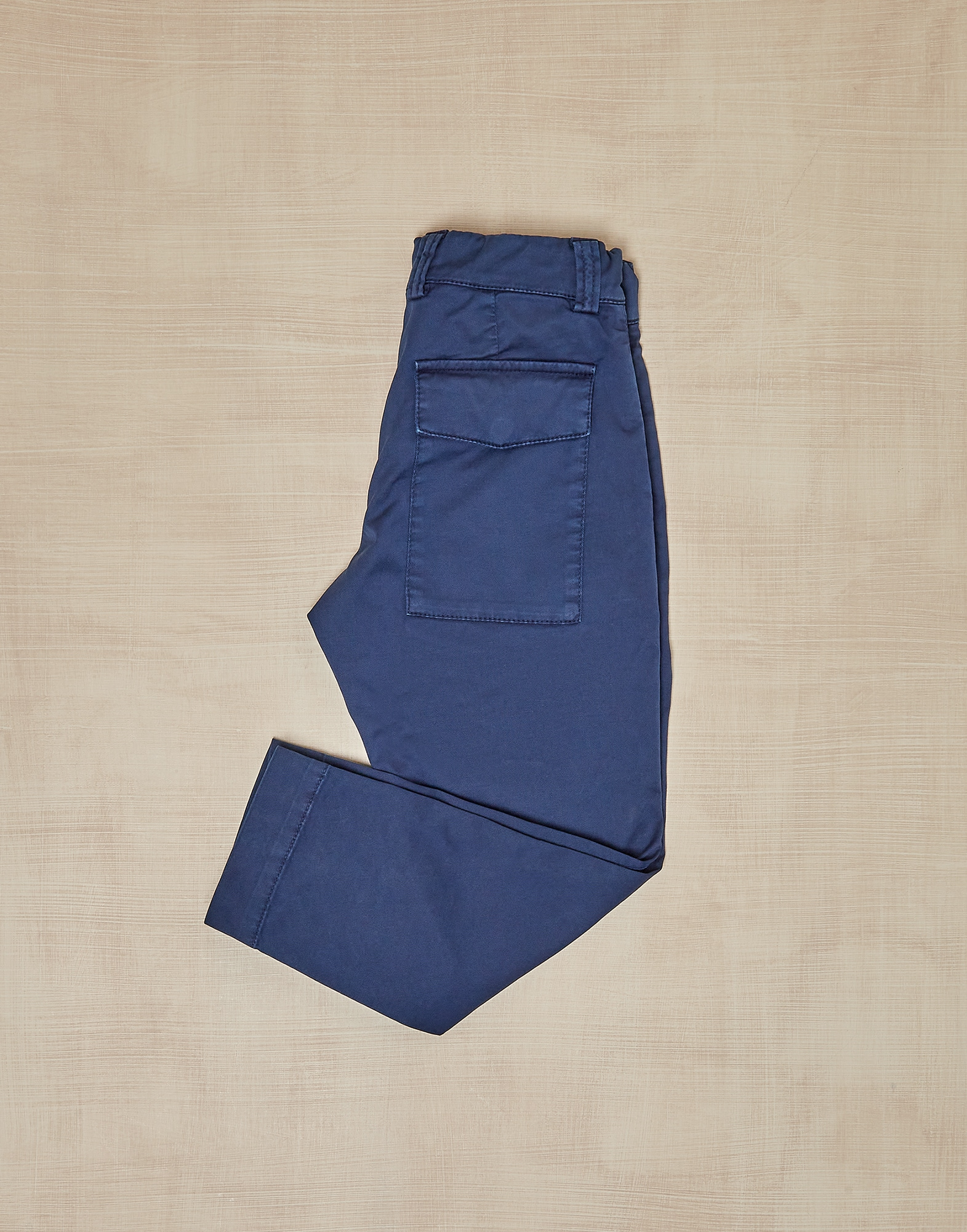 Trousers Blue Boy 2 - Brunello Cucinelli