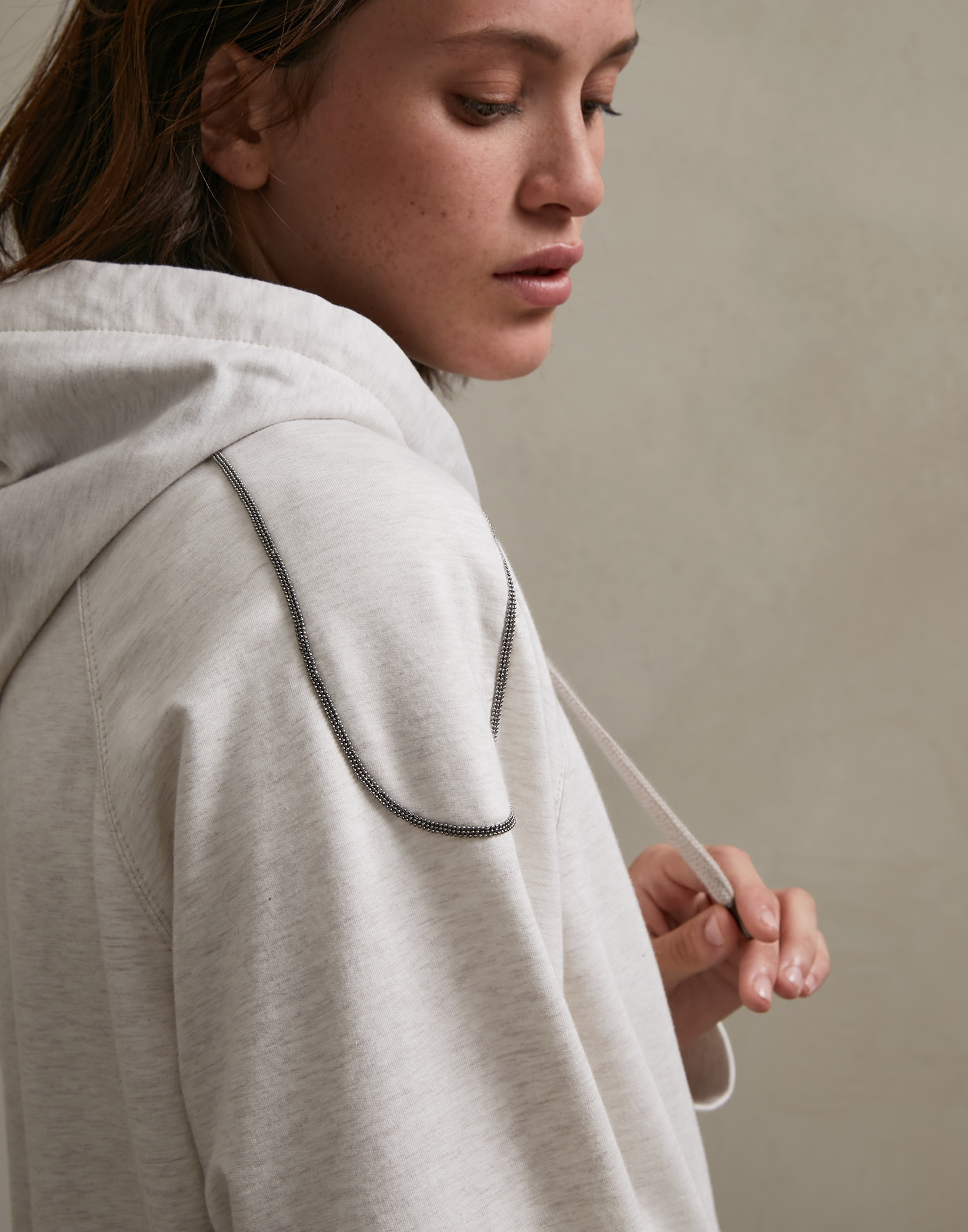 Sweatshirt - Detail