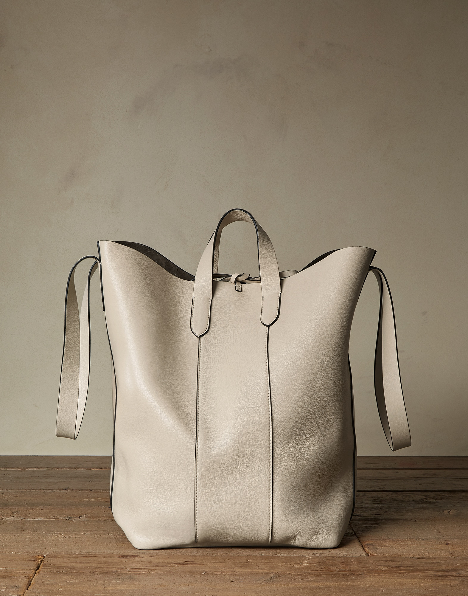 Shopper Bag Rice Woman 1 - Brunello Cucinelli