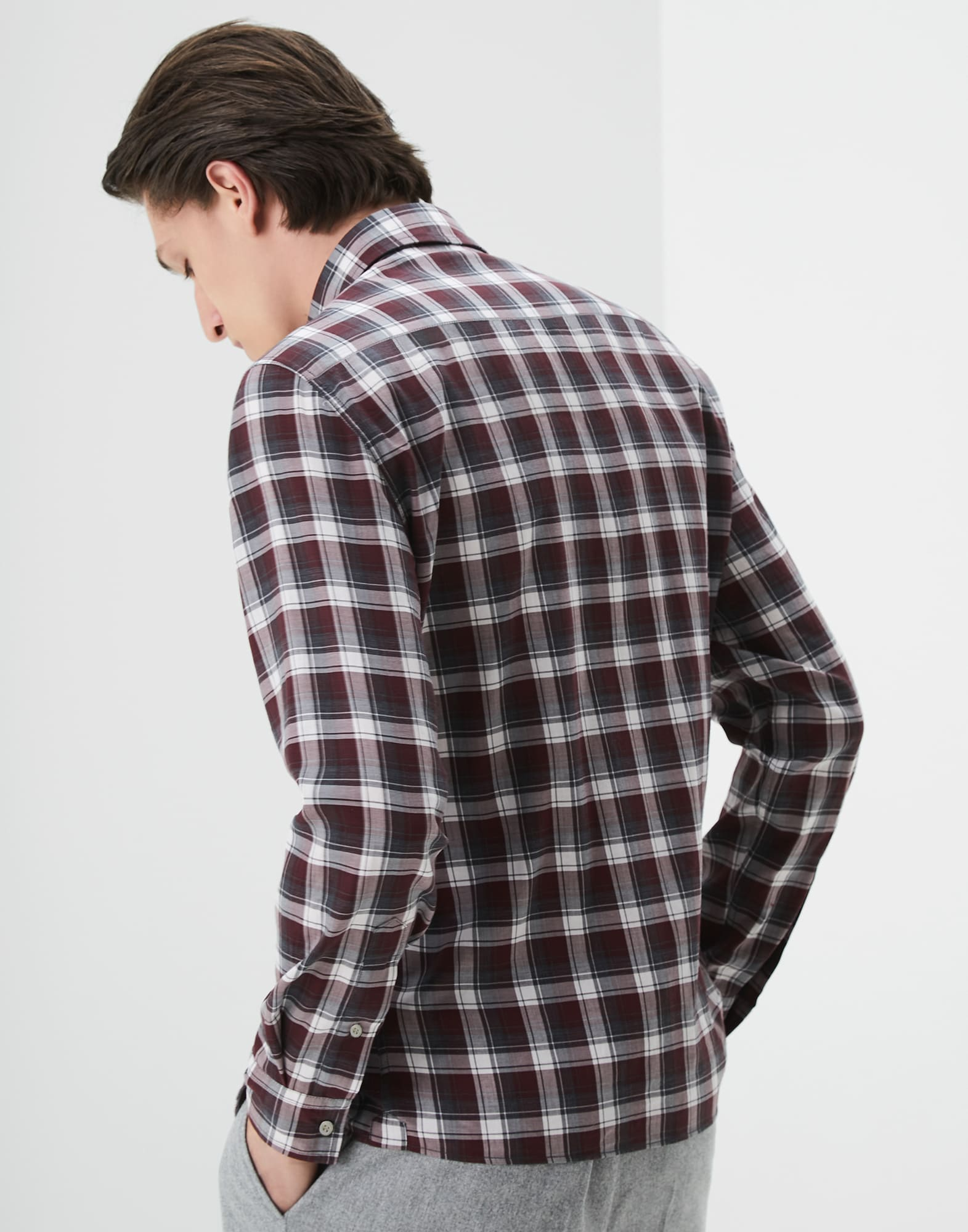 Рубашка Button Down - Back