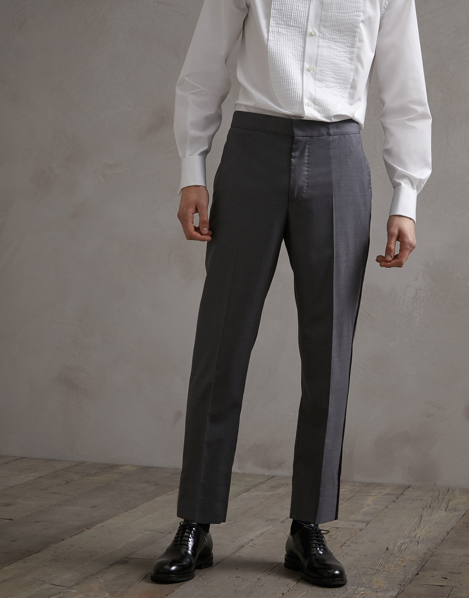 Tuxedo Trousers - Front