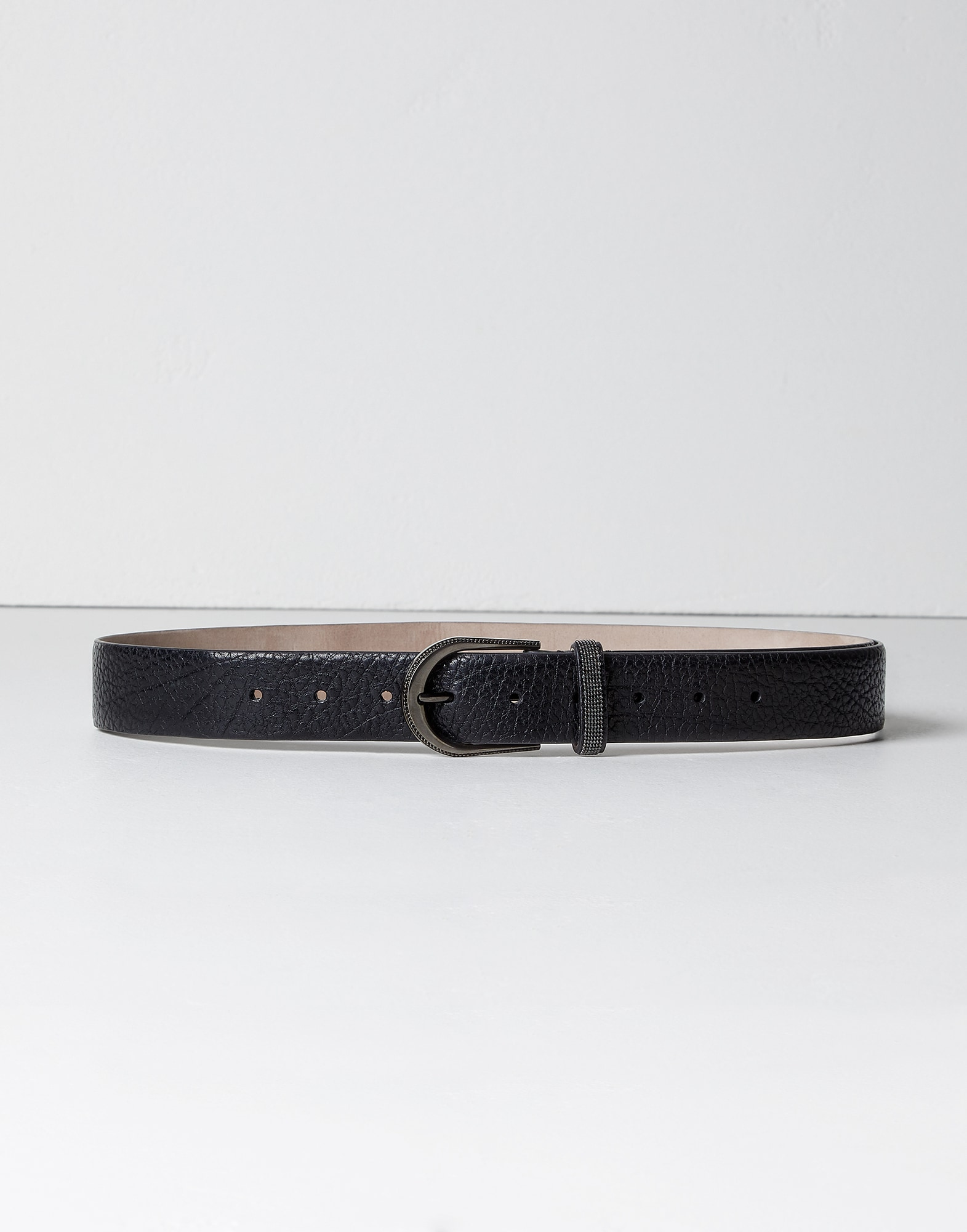Belt Black Woman 0 - Brunello Cucinelli