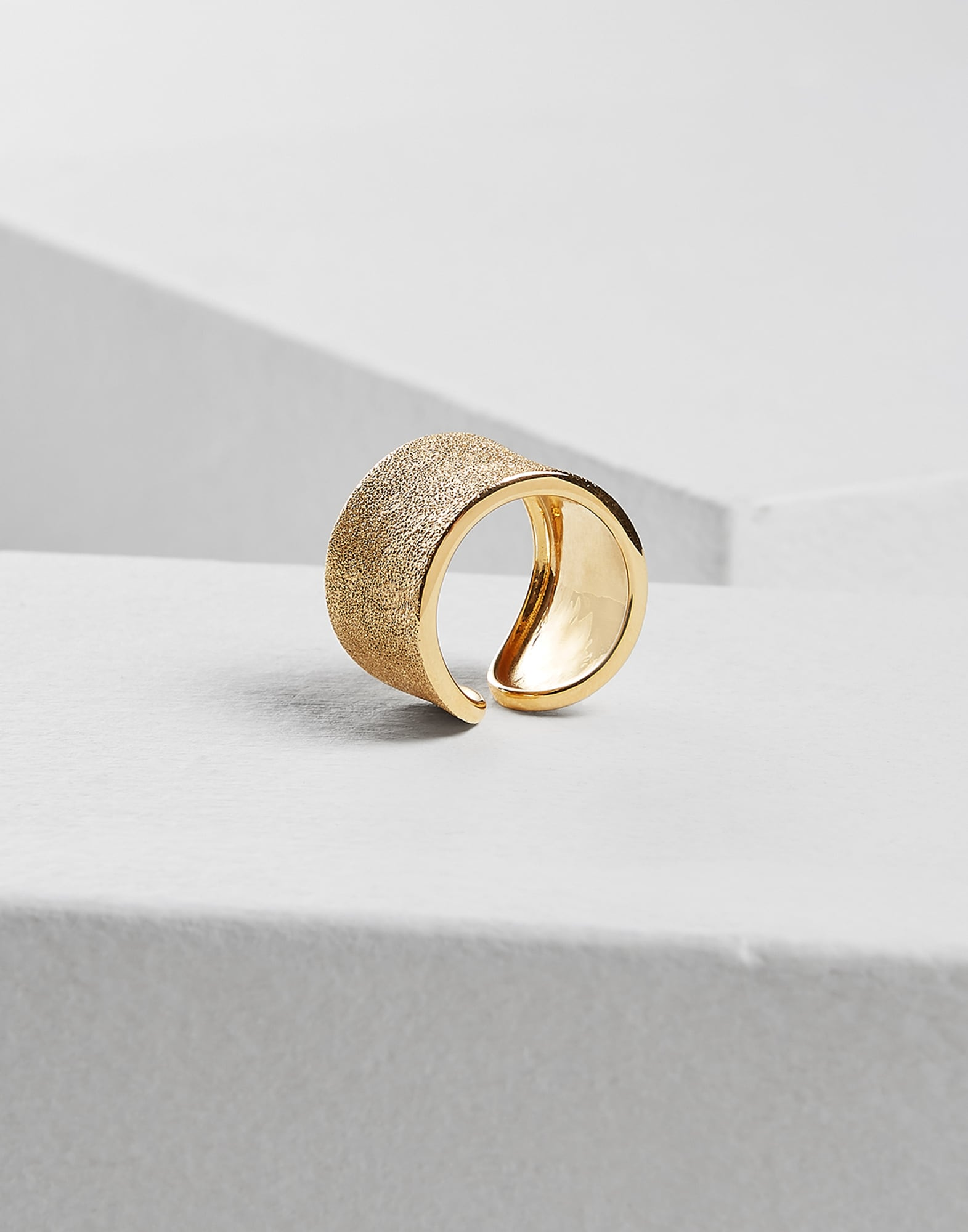 Ring Gold Woman 0 - Brunello Cucinelli