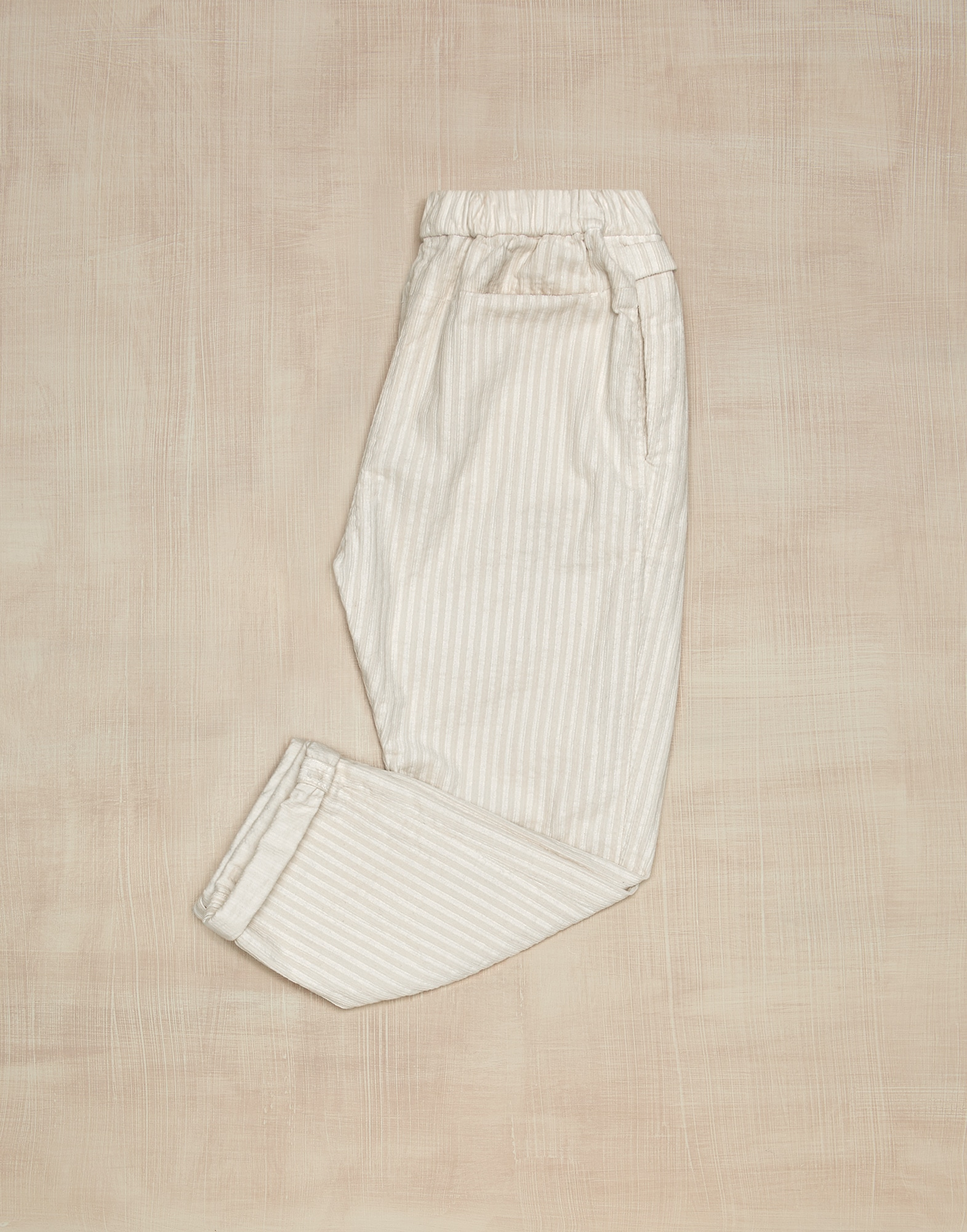 Trousers Off-White Boy 1 - Brunello Cucinelli