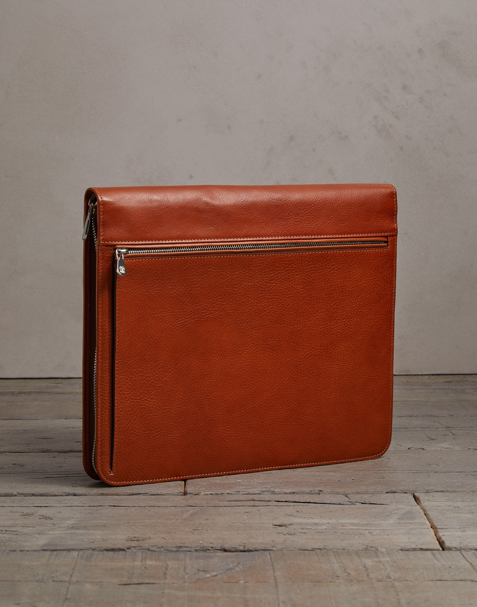 Document Holder Leather Man 2 - Brunello Cucinelli