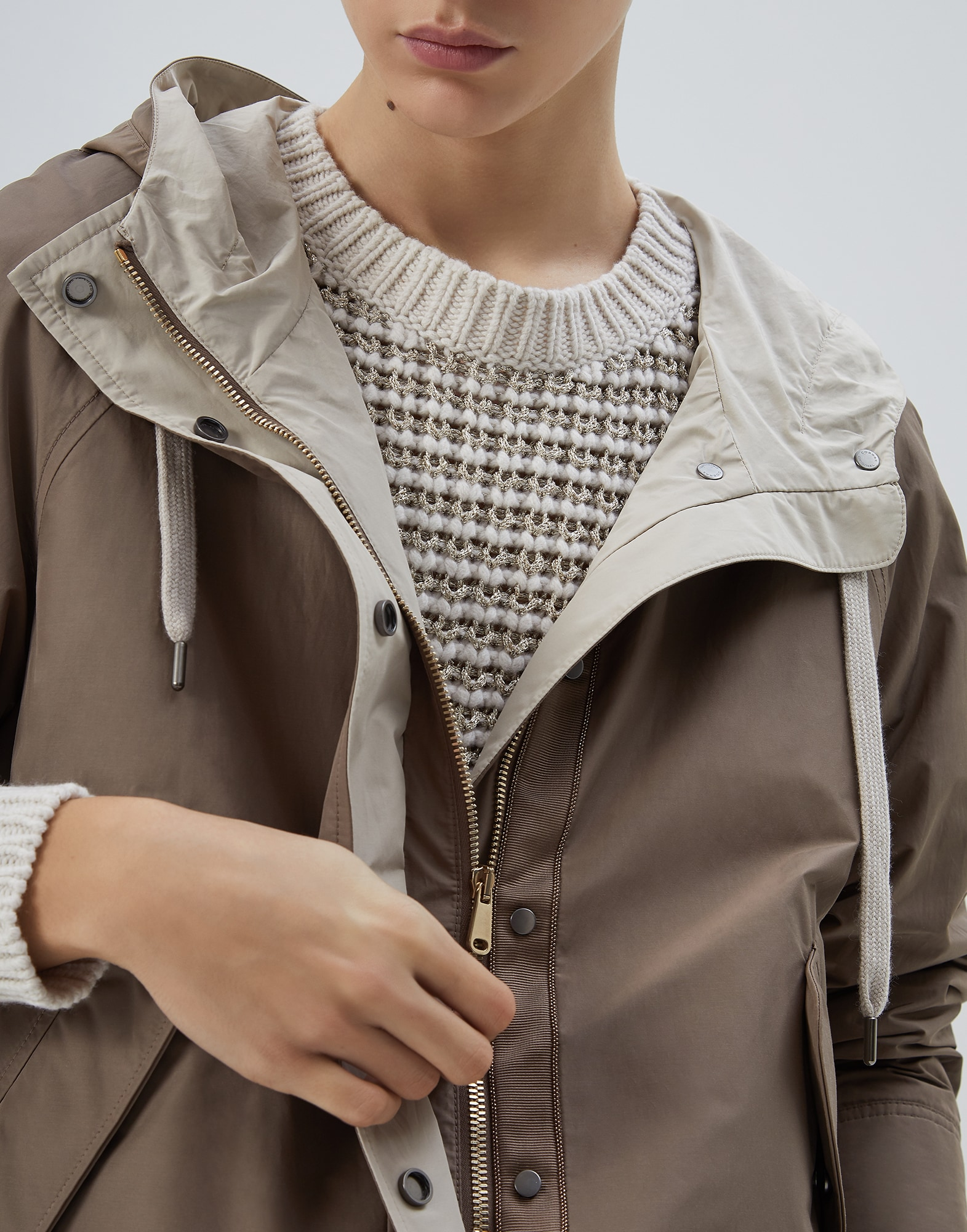 Outerwear Jacket - Detail