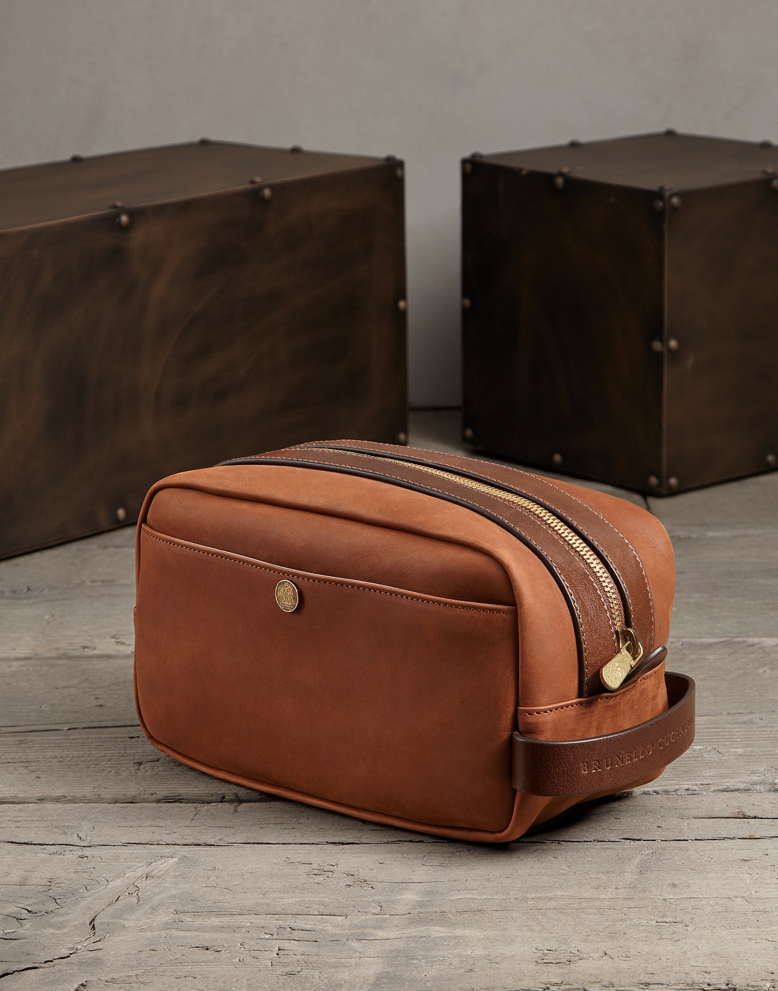 Beauty Case Bark Man 1 - Brunello Cucinelli