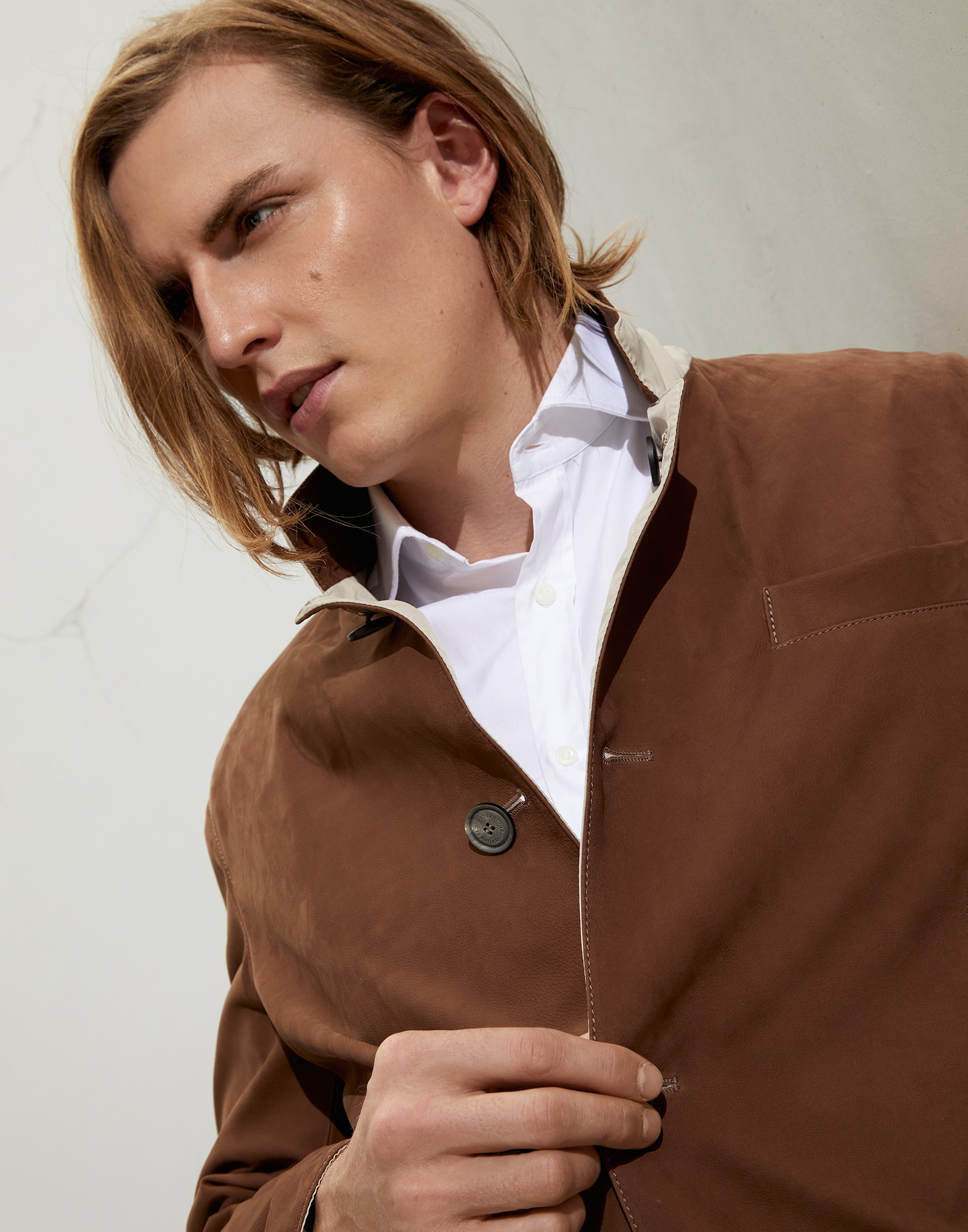 Jacket-style Outerwear - Detail view