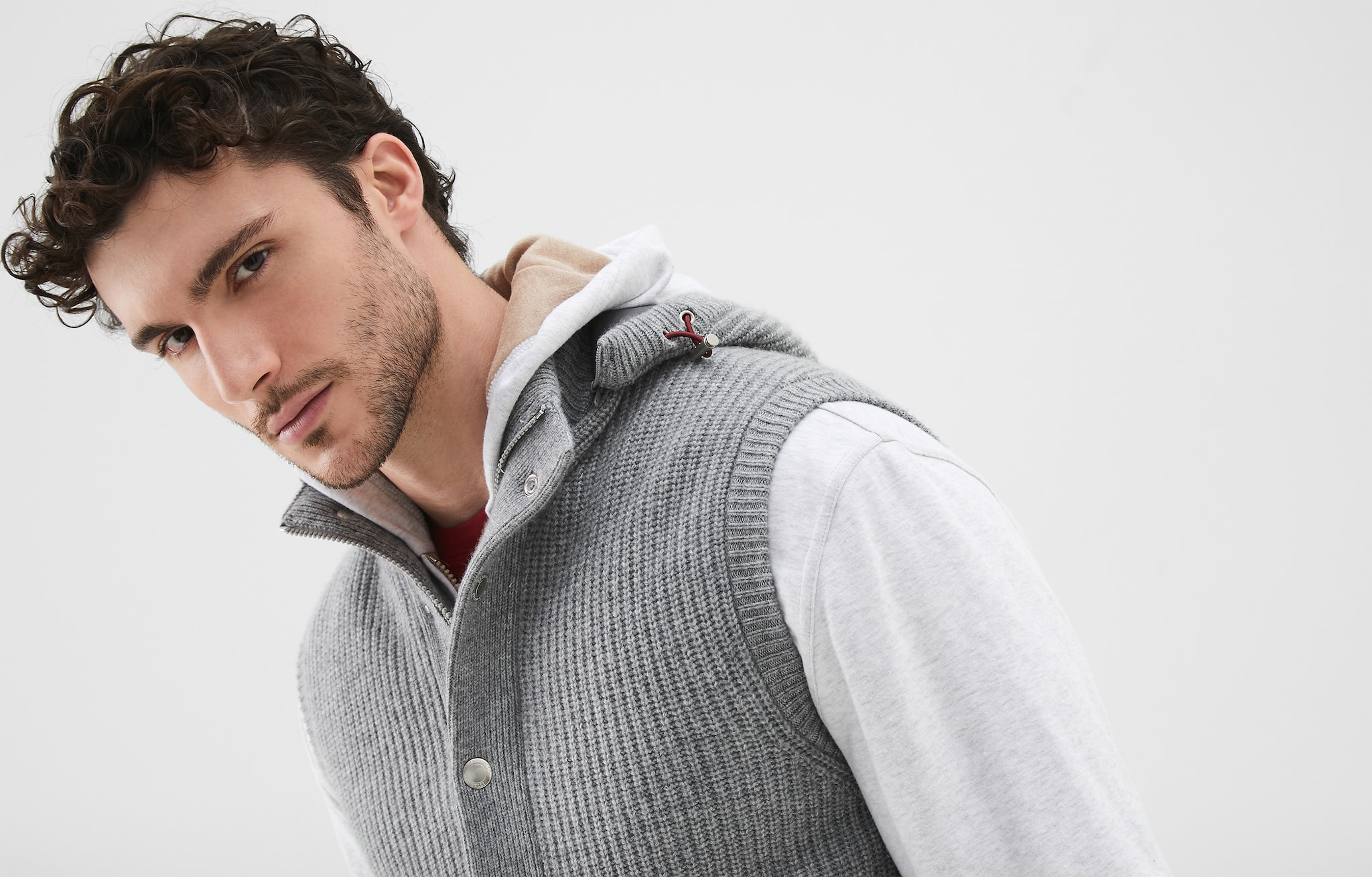 Knit Outerwear - Horizontal view