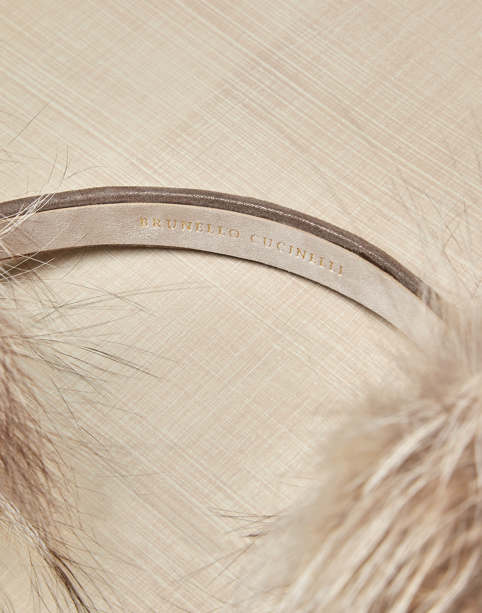 Accessories Grey Little Things 2 - Brunello Cucinelli