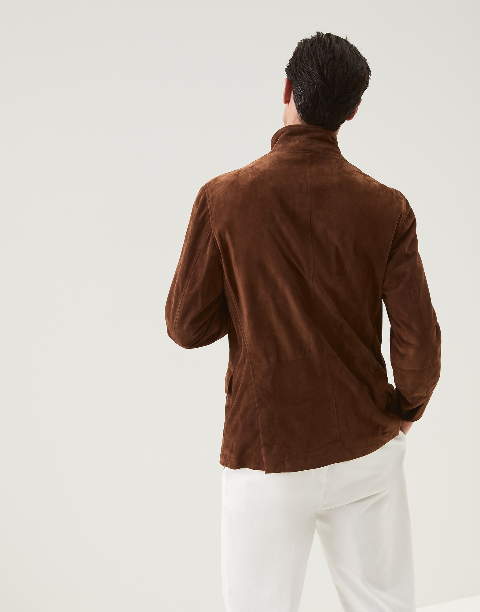 Jacket-style Outerwear - Back