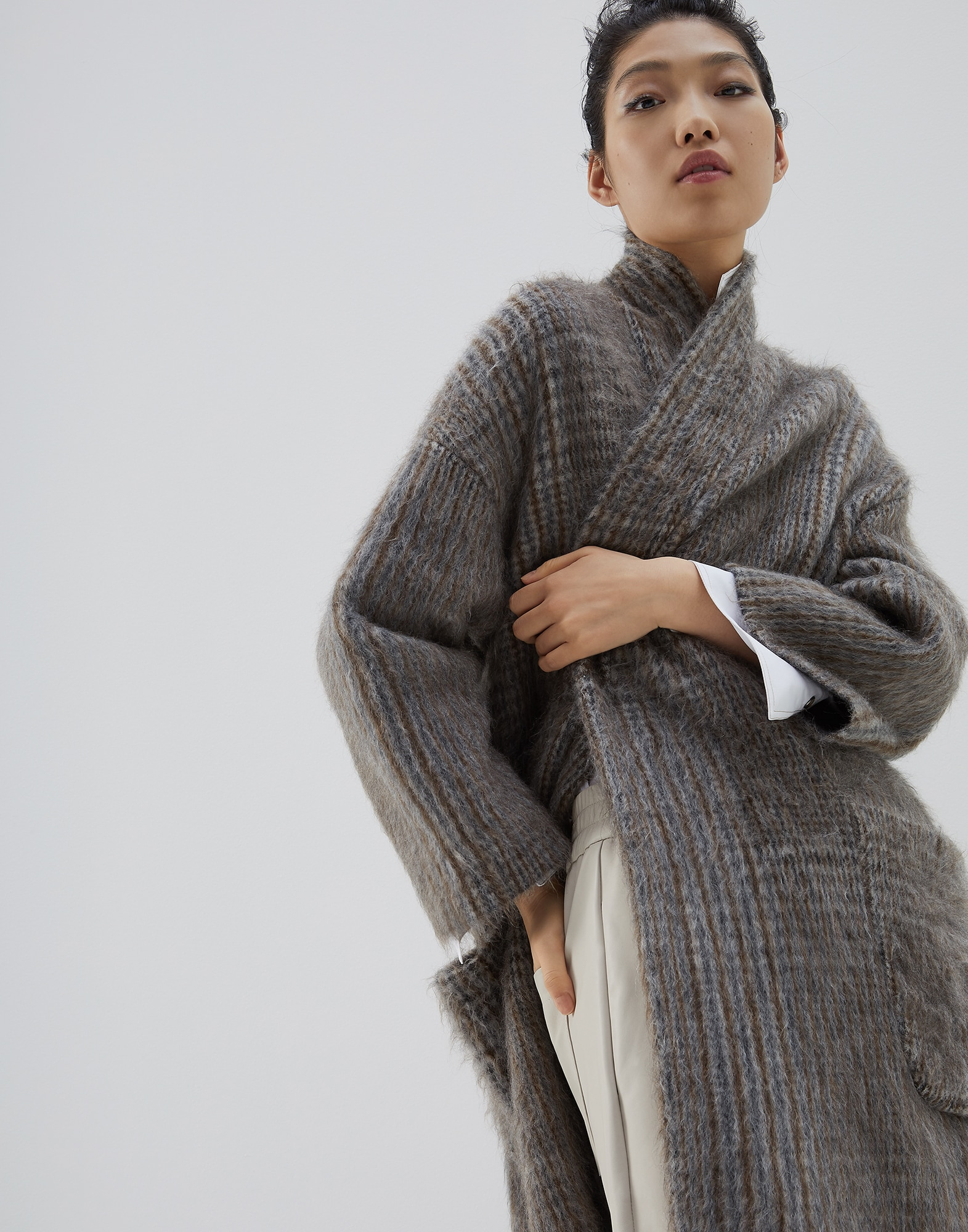 Knit Outerwear - Editorial view