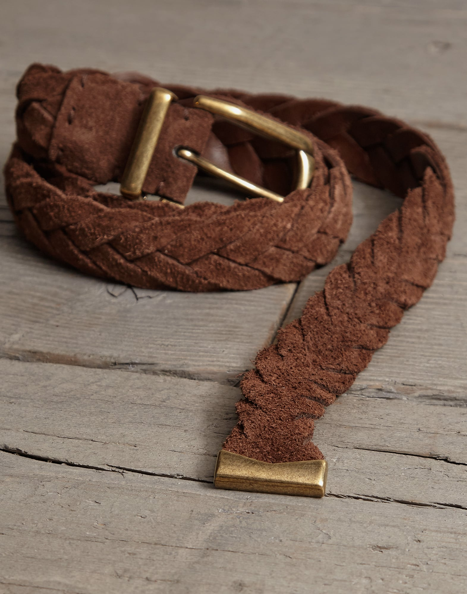Belt Chestnut Man 1 - Brunello Cucinelli