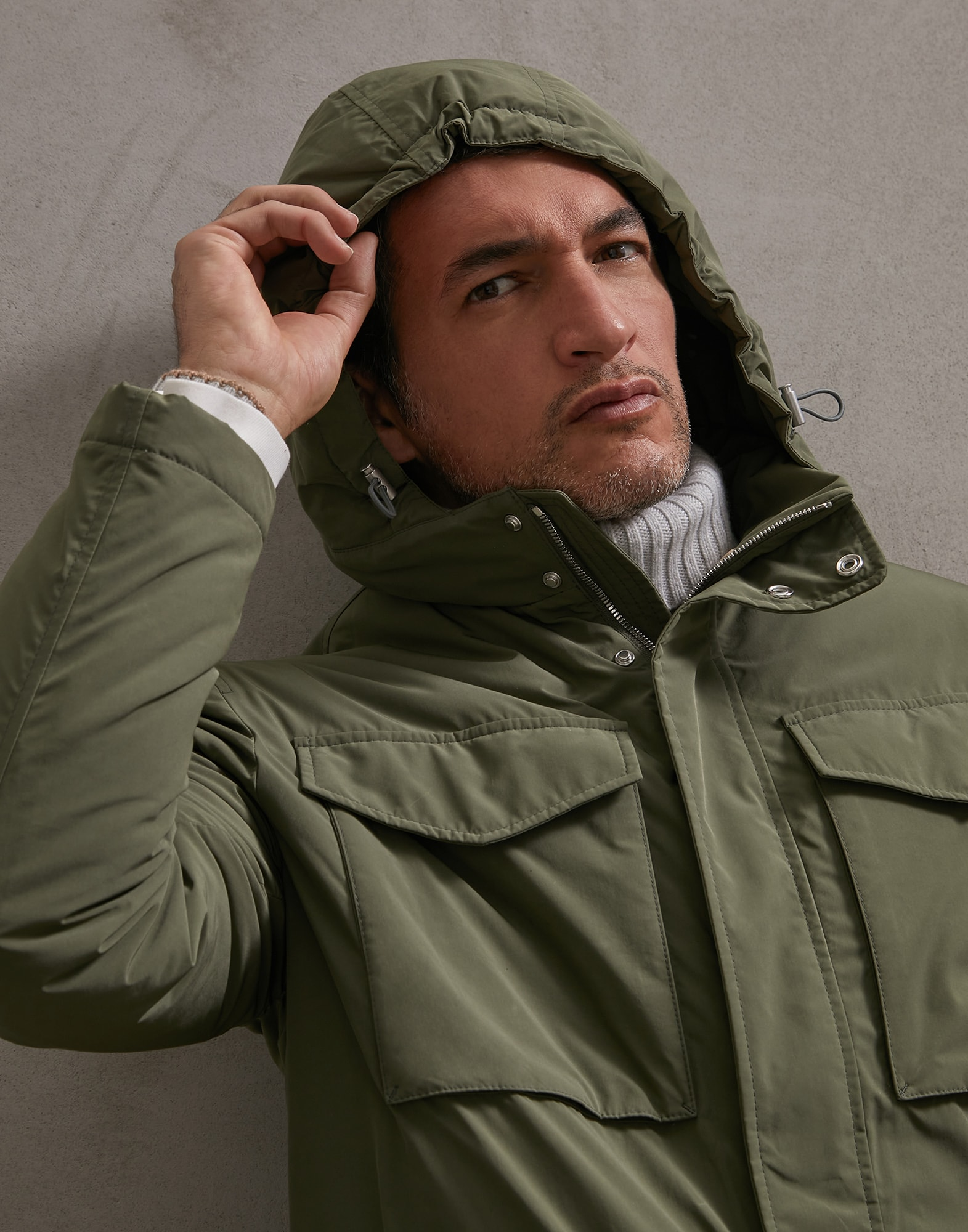 Parka Military Man 2 - Brunello Cucinelli
