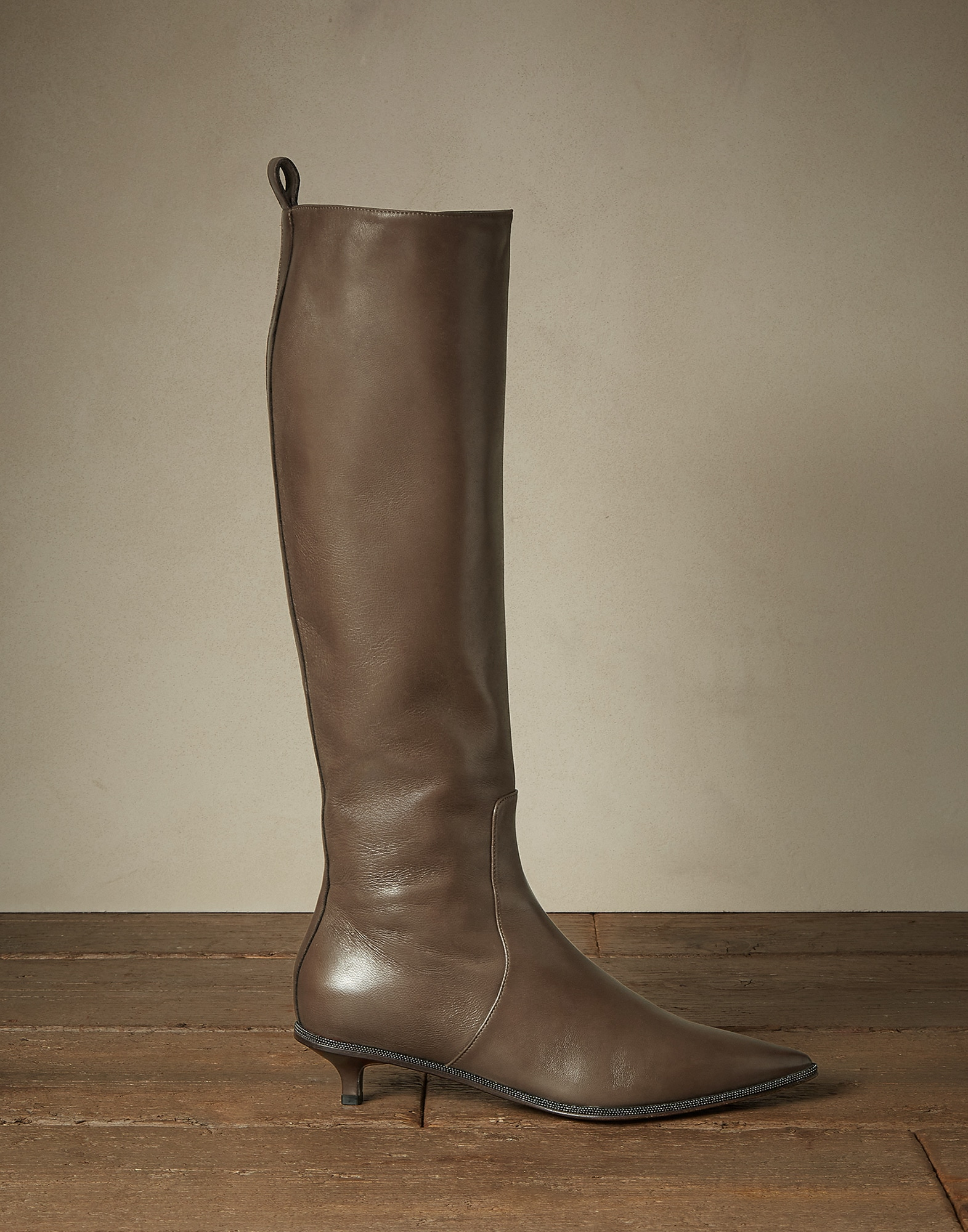 High-Boots Mud Woman 3 - Brunello Cucinelli