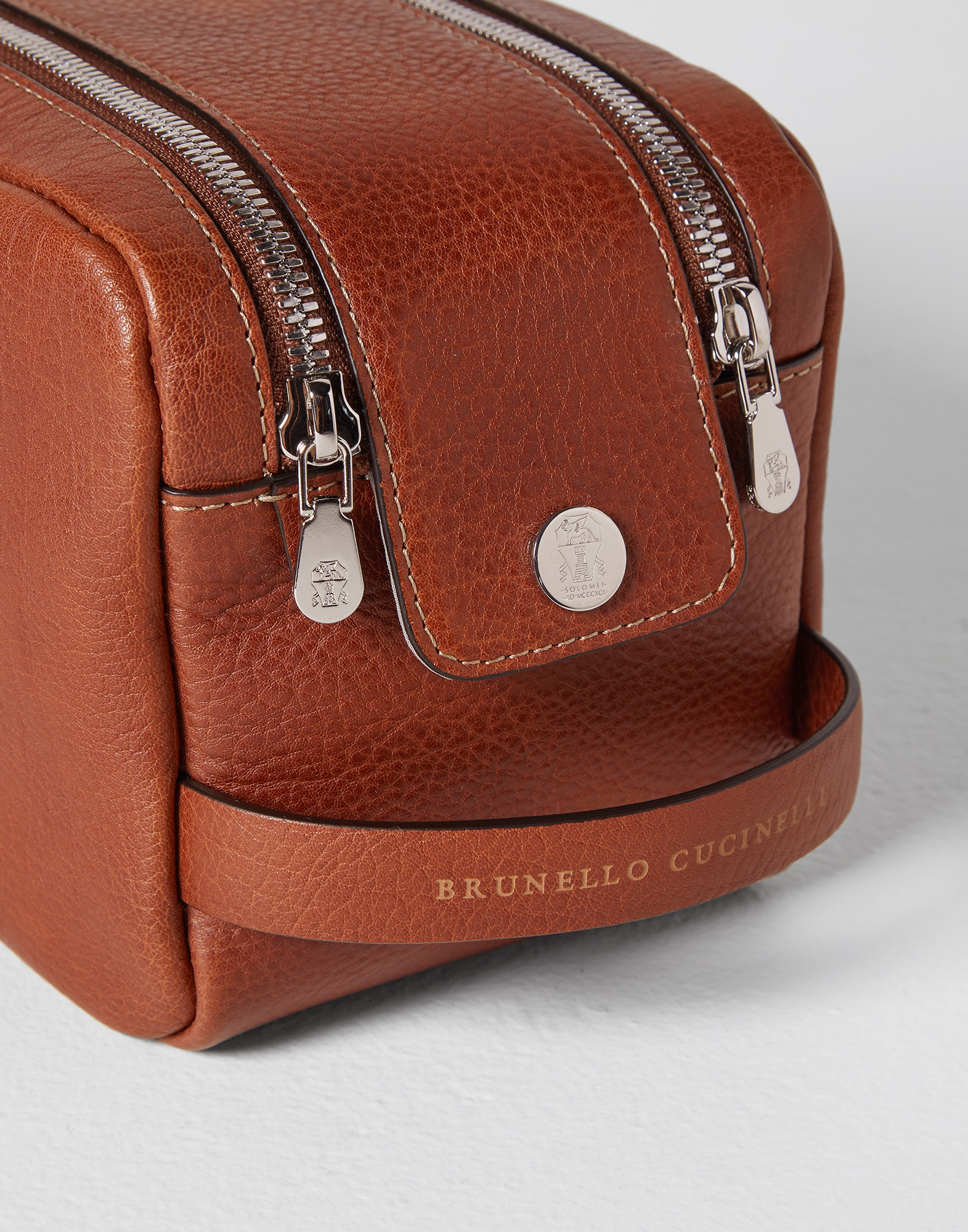 Beauty Case Rum Man 1 - Brunello Cucinelli