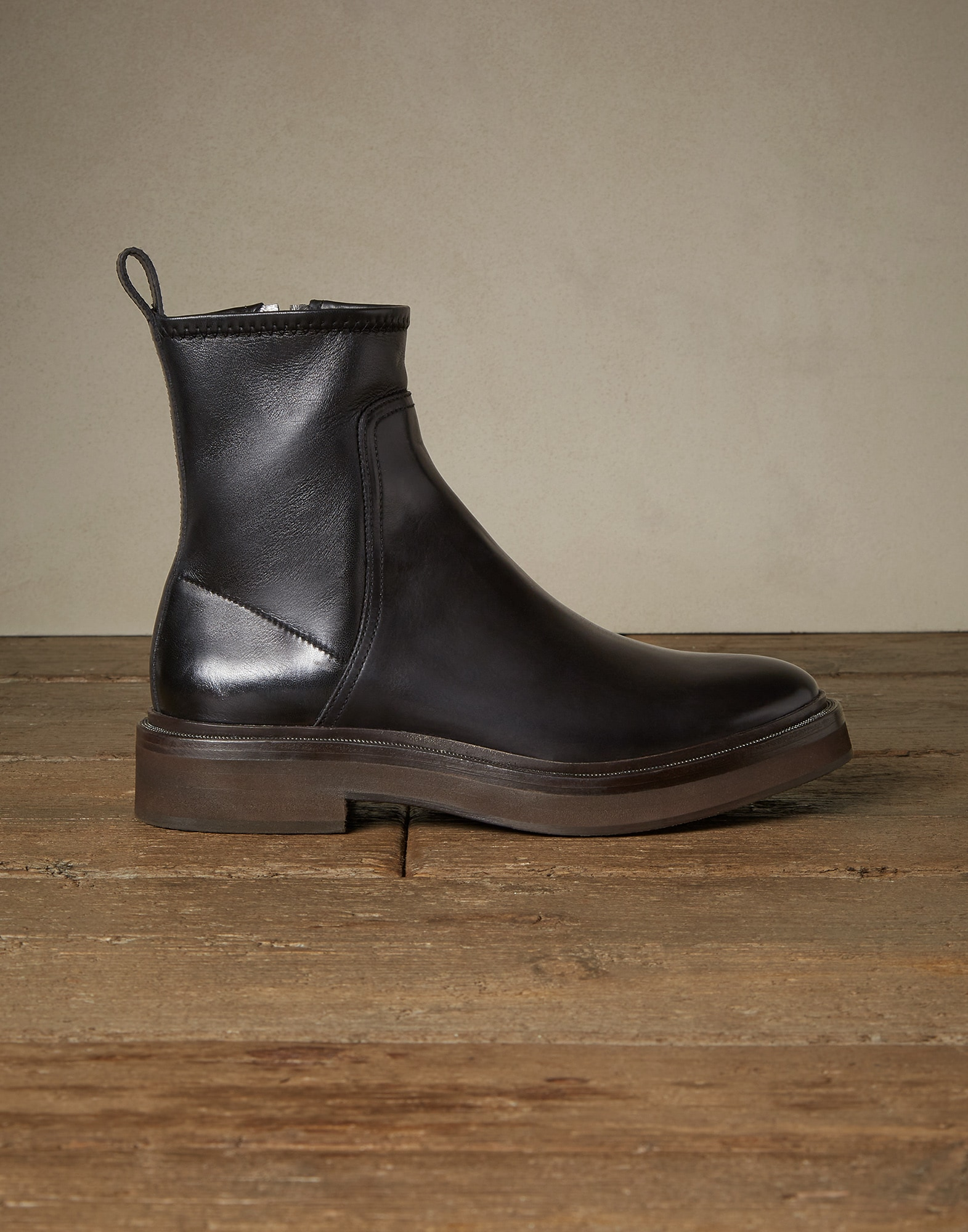 High-Boots Black Woman 3 - Brunello Cucinelli