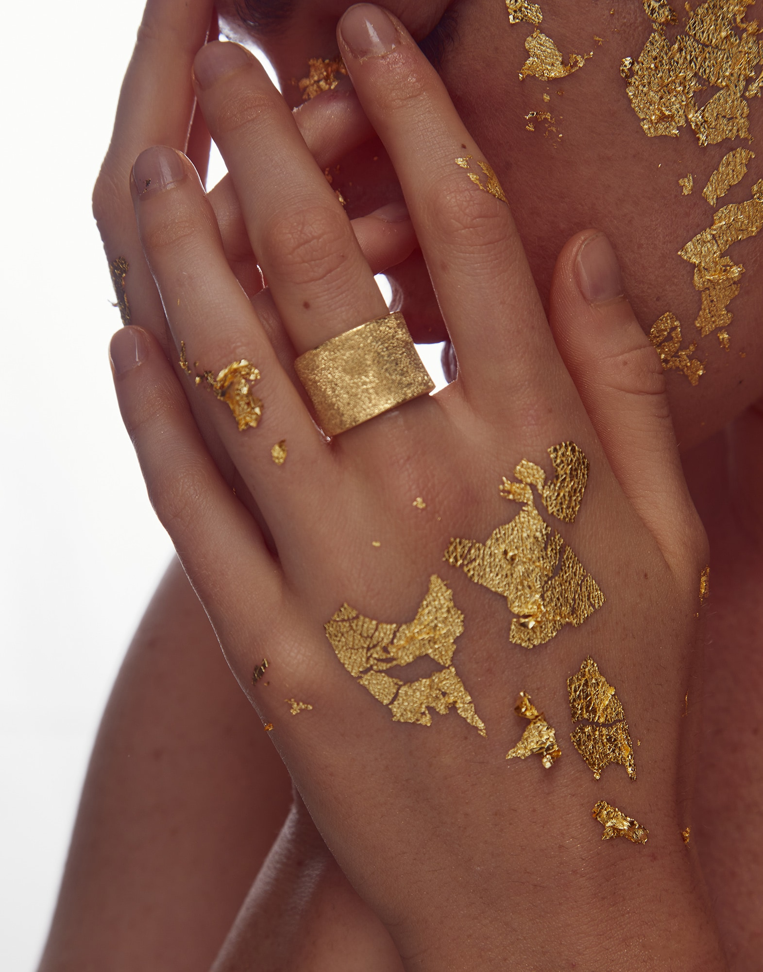 Ring Gold Woman 2 - Brunello Cucinelli