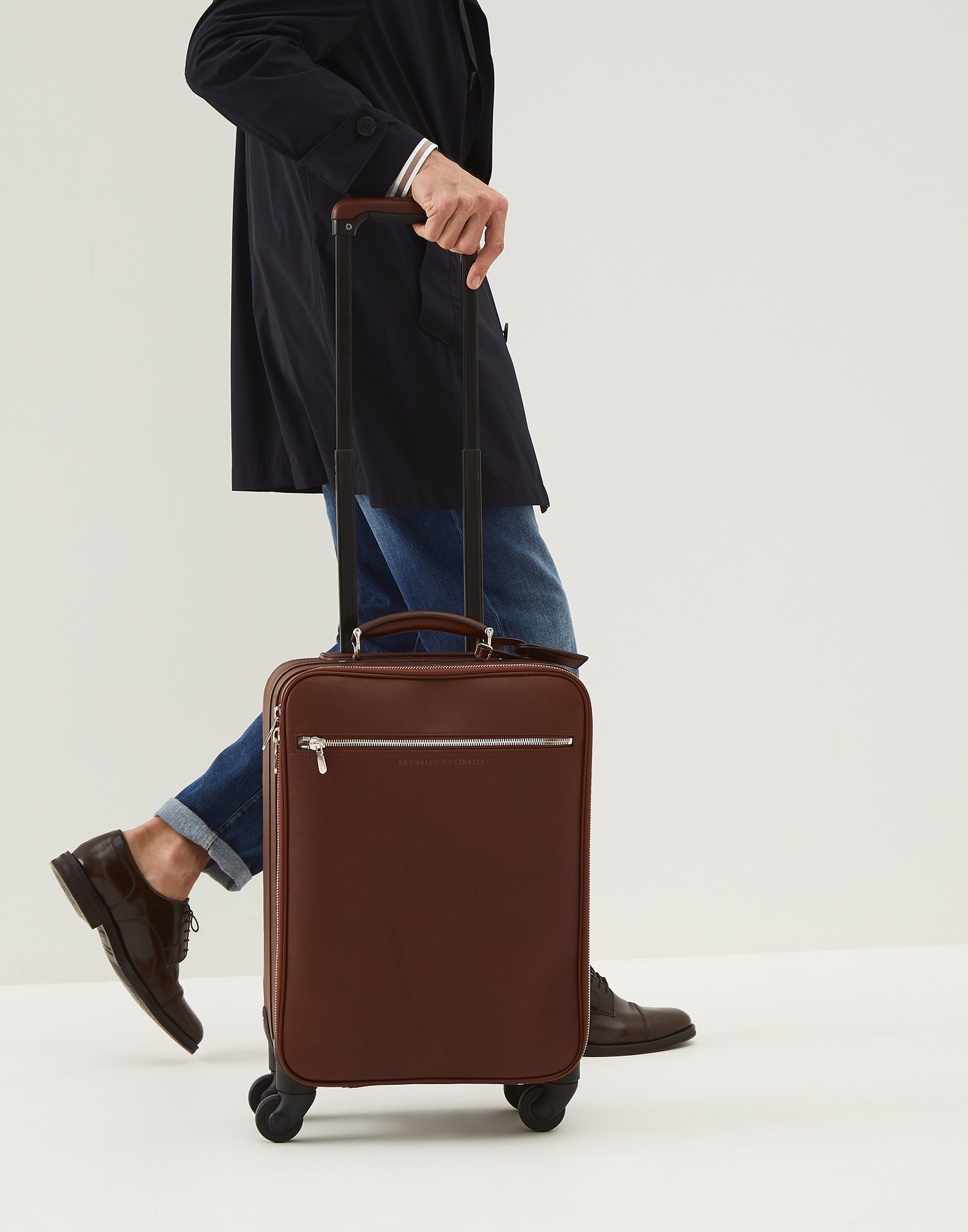 Wheeled Luggage - Editorial